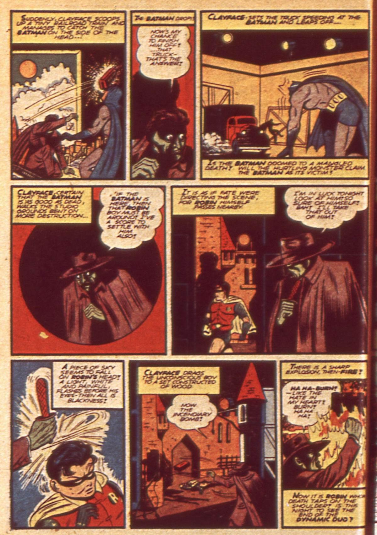 Read online Detective Comics (1937) comic -  Issue #49 - 8