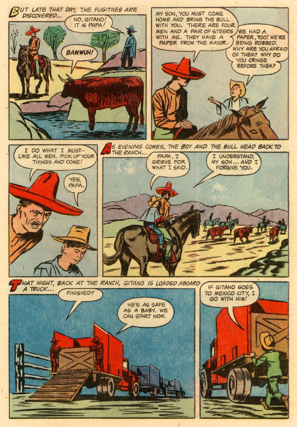Four Color Comics issue 773 - Page 21