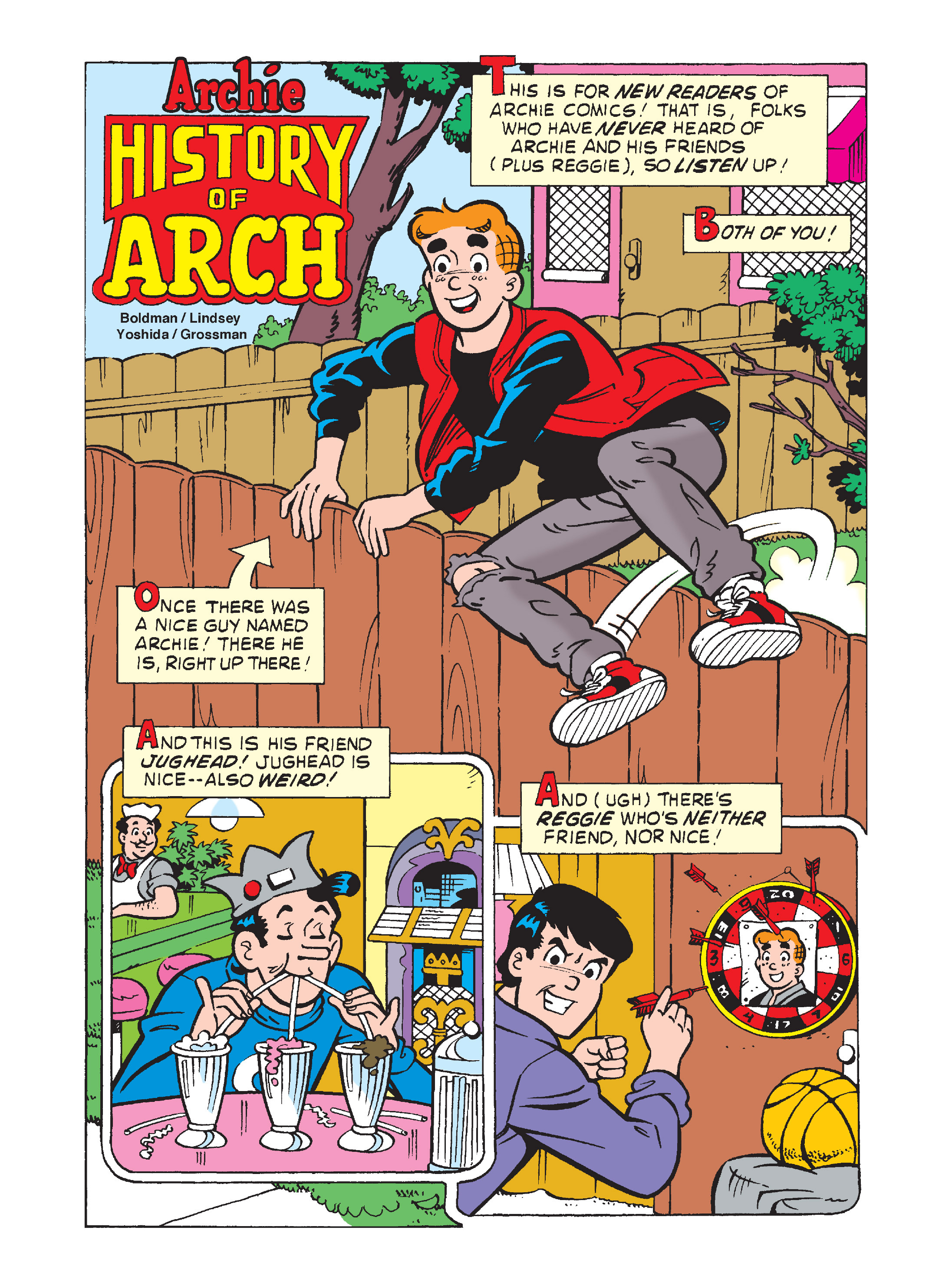 Read online Archie's Funhouse Double Digest comic -  Issue #8 - 117