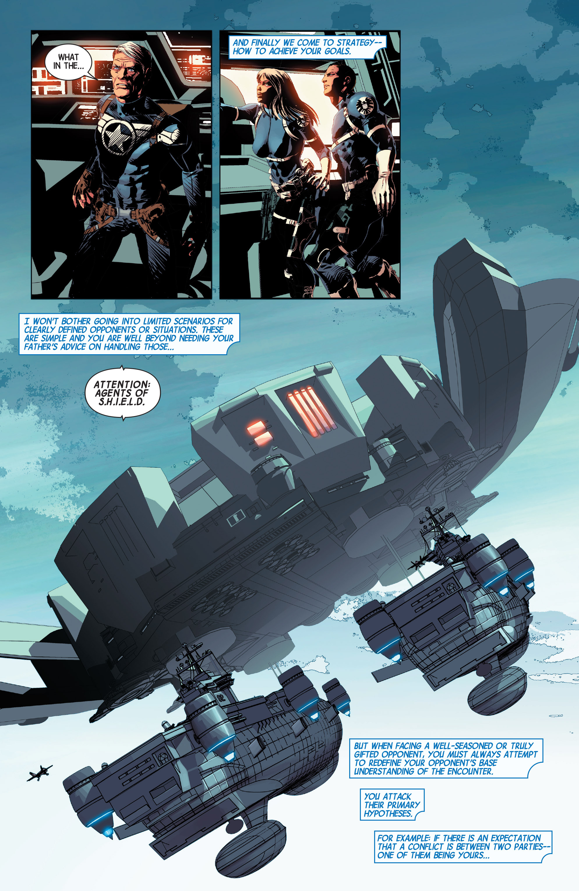Read online Avengers (2013) comic -  Issue #39 - 23