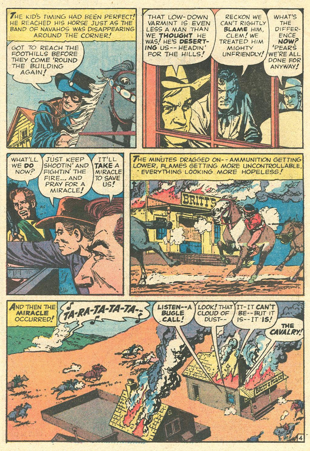 Read online Two-Gun Kid comic -  Issue #99 - 31