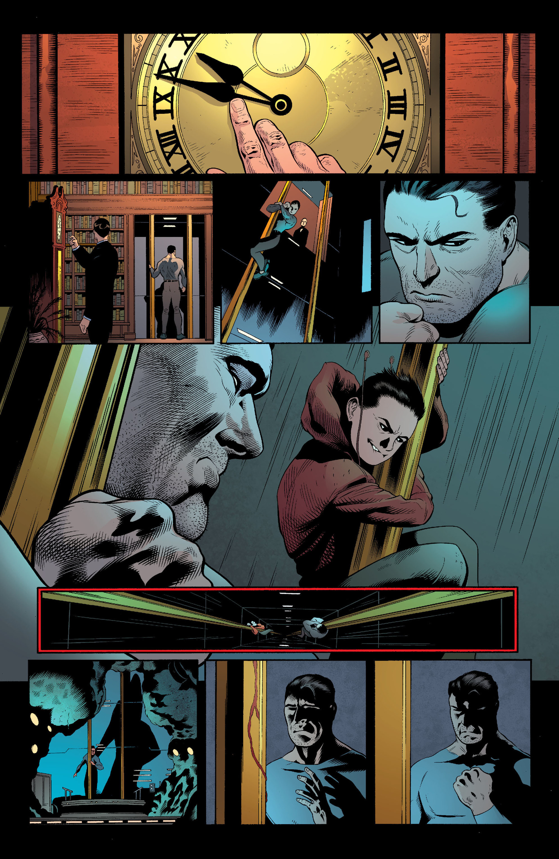 Read online Batman and Robin (2011) comic -  Issue #18 - 7