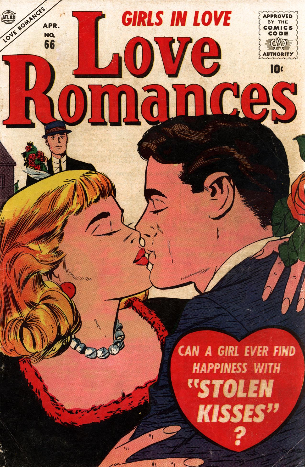 Love Romances 66 Page 1
