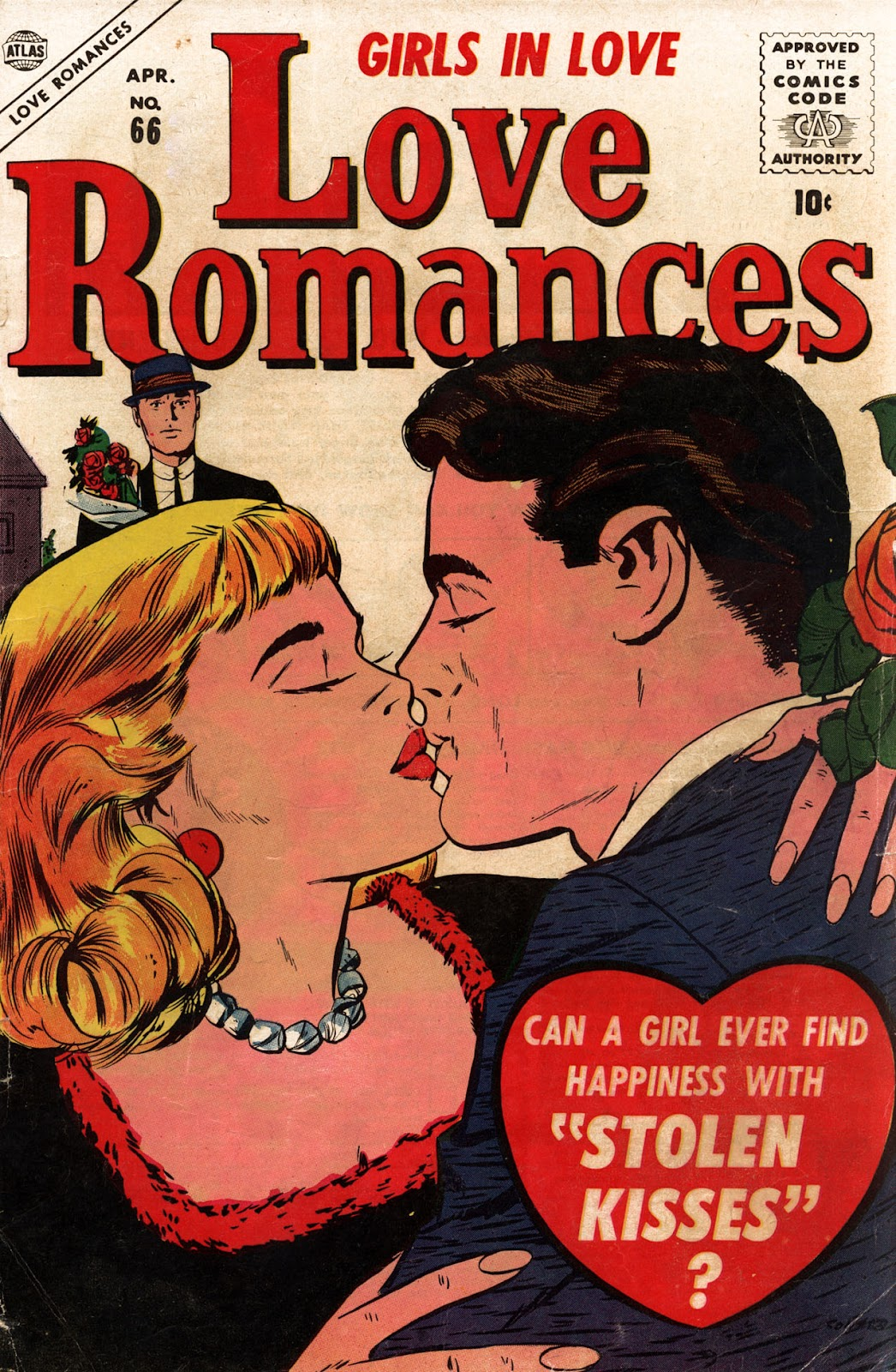 Love Romances (1949) issue 66 - Page 1