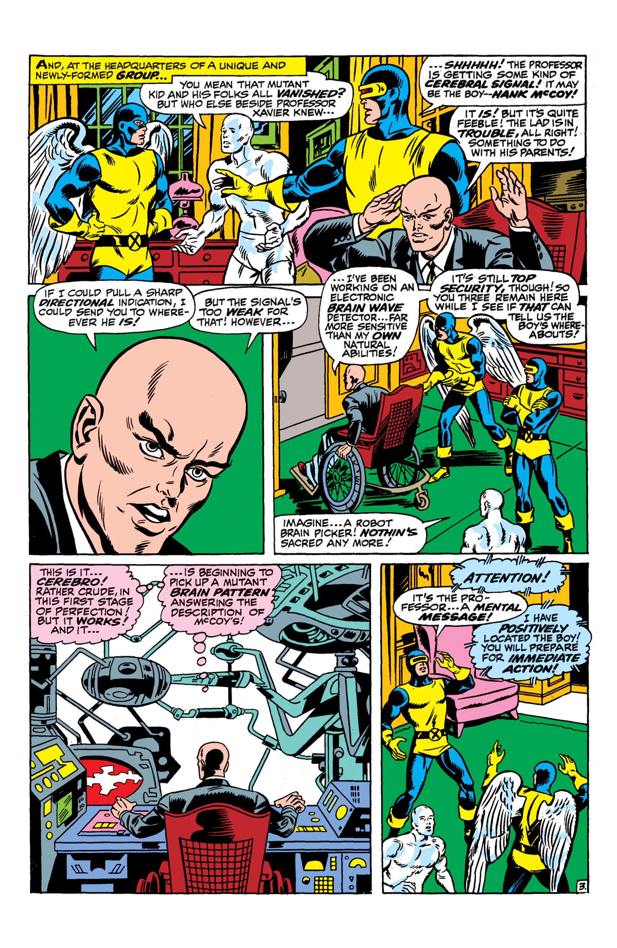 Uncanny X-Men (1963) 52 Page 18