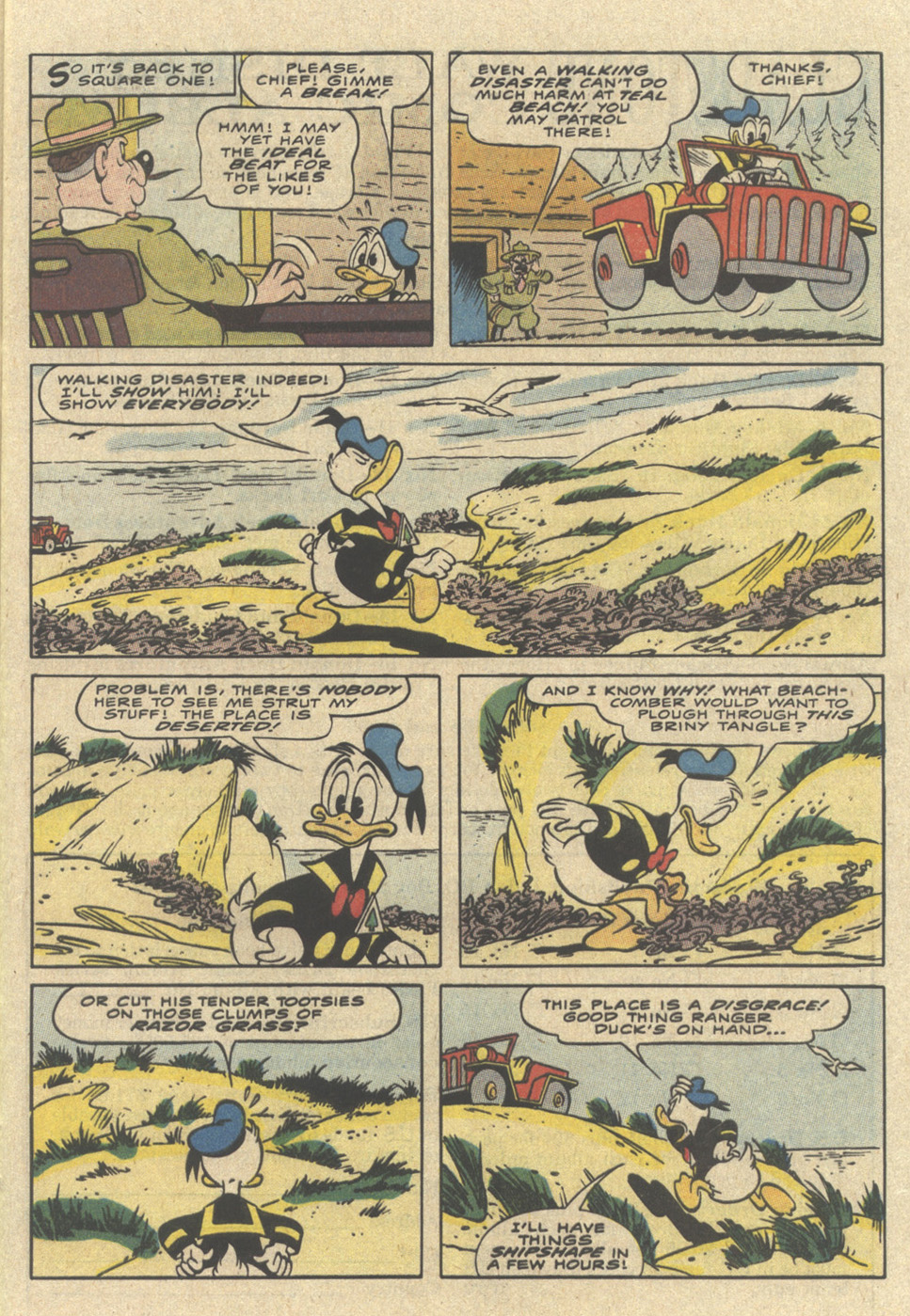 Walt Disney's Donald Duck (1986) issue 273 - Page 9
