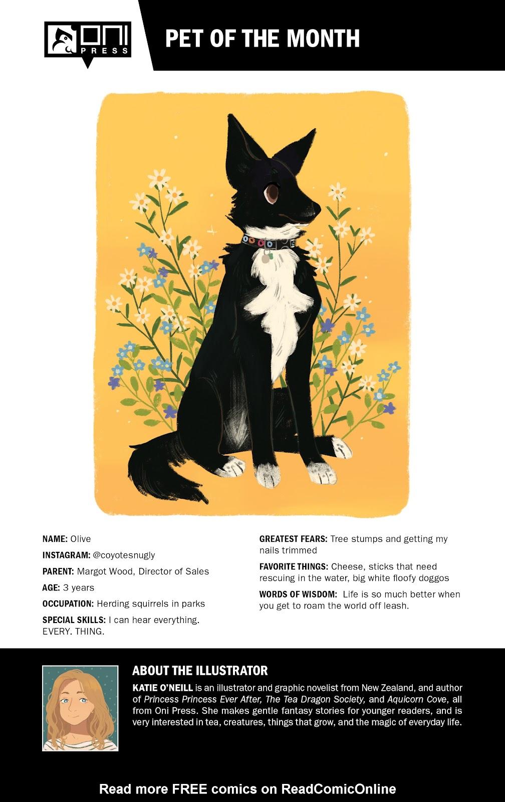 Read online Kaijumax: Season Four comic -  Issue #4 - 28