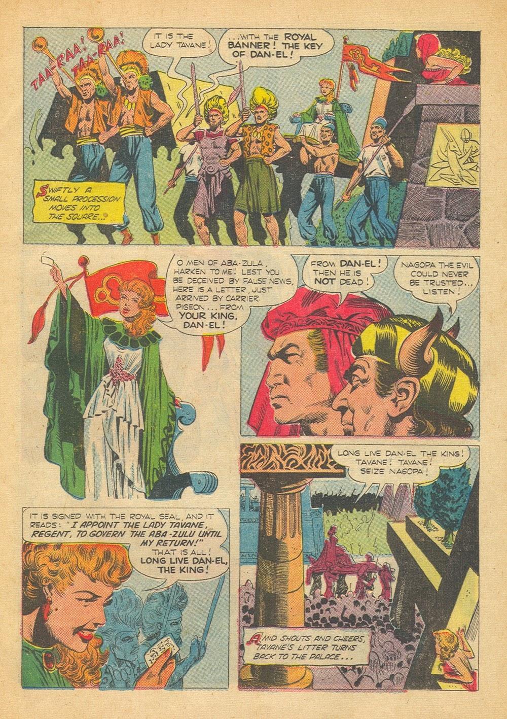 Tarzan (1948) issue 57 - Page 45