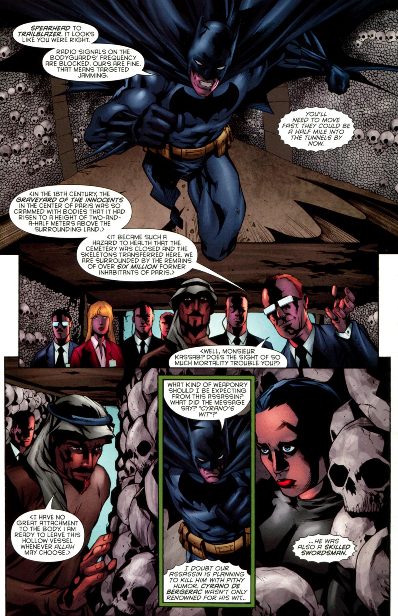 Read online Detective Comics (1937) comic -  Issue # _Annual 12 - 14