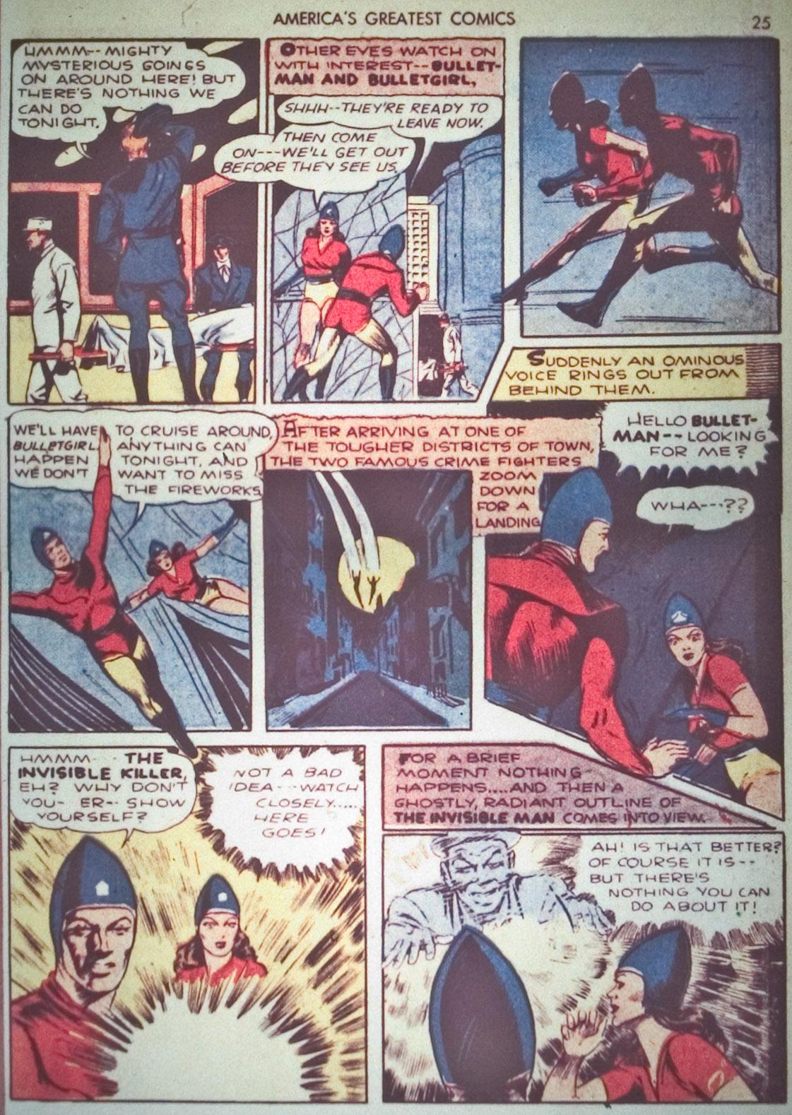 Read online America's Greatest Comics comic -  Issue #1 - 28
