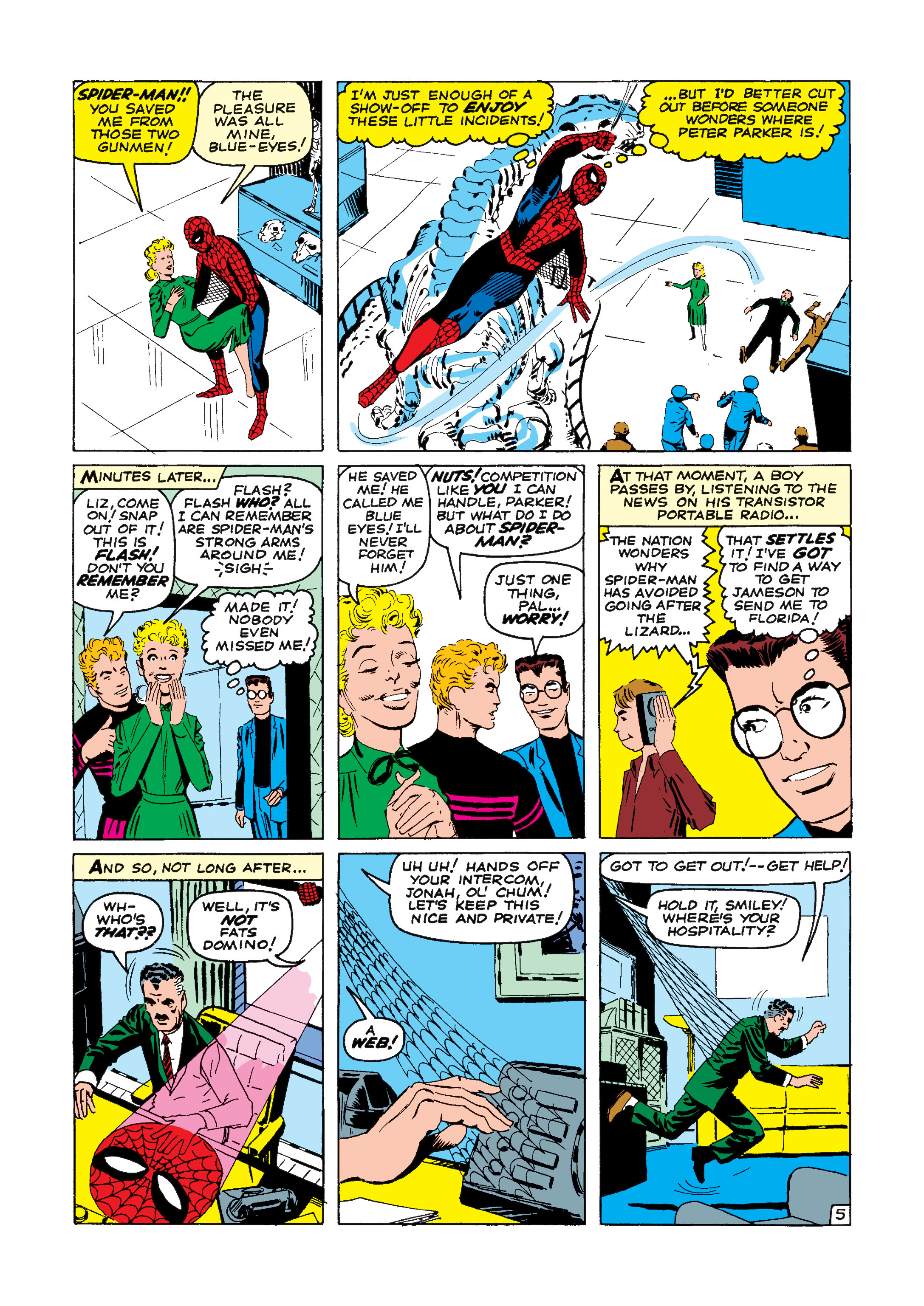 The Amazing Spider-Man (1963) 6 Page 5