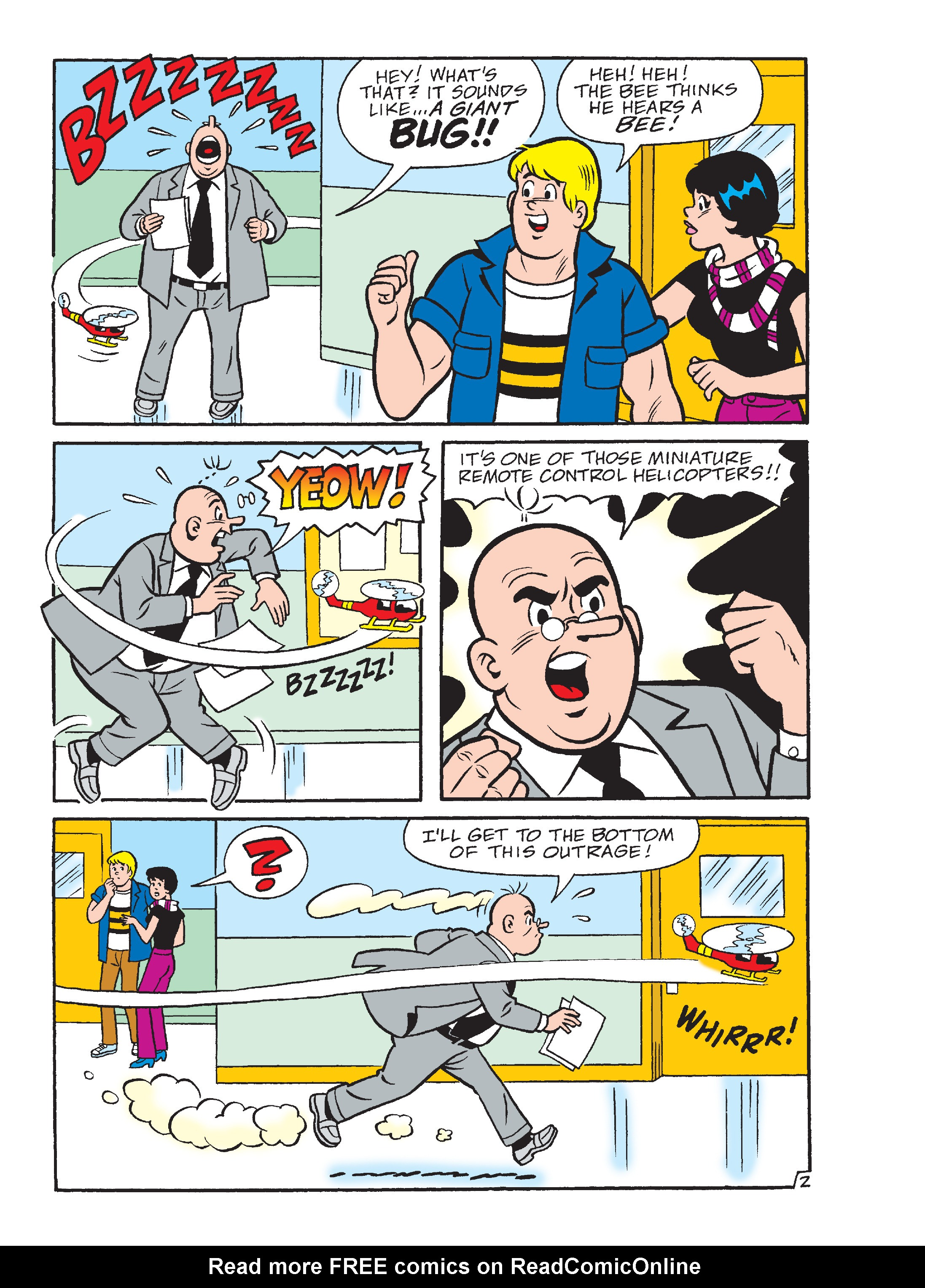 Read online World of Archie Double Digest comic -  Issue #64 - 78