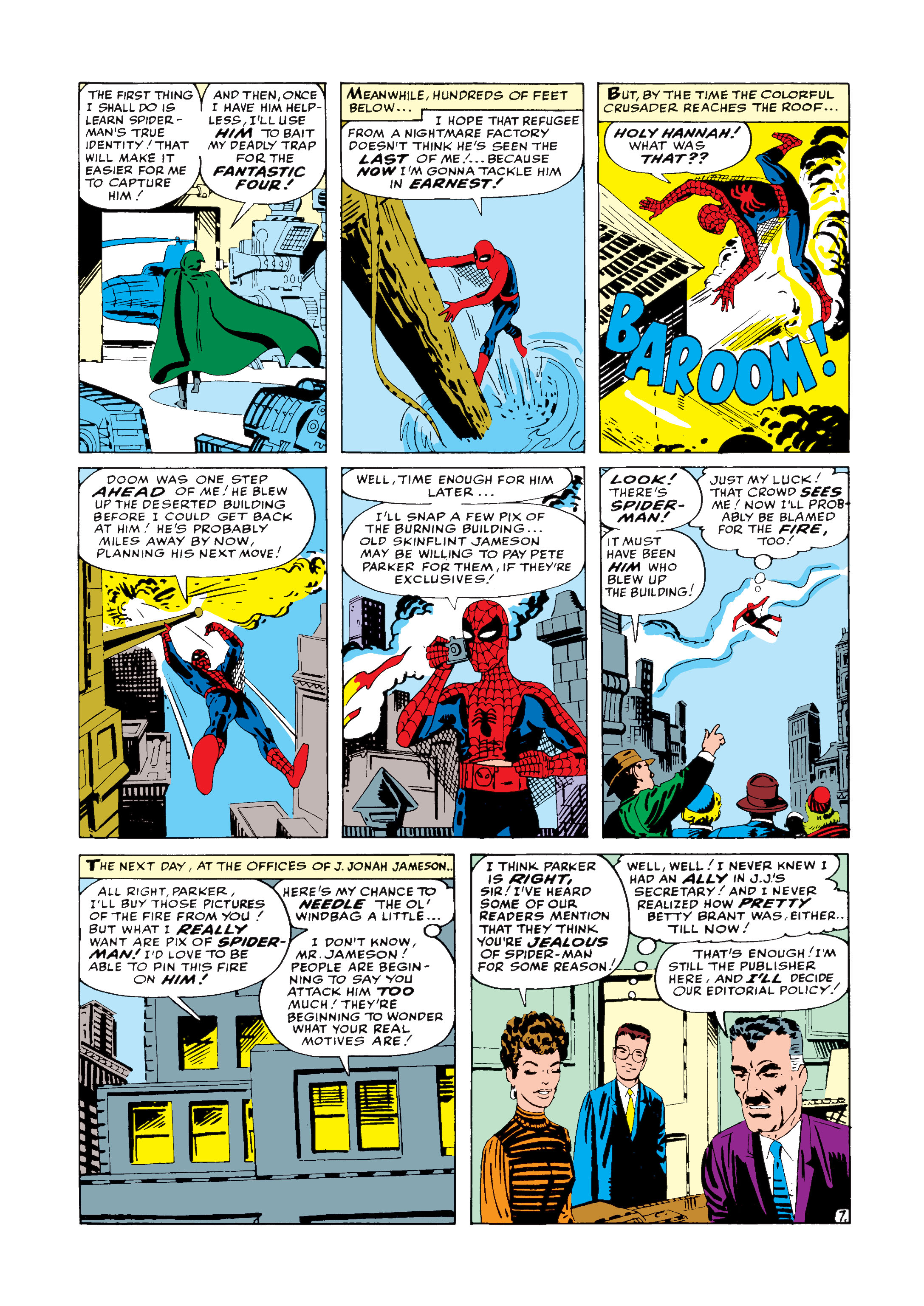 The Amazing Spider-Man (1963) 5 Page 7