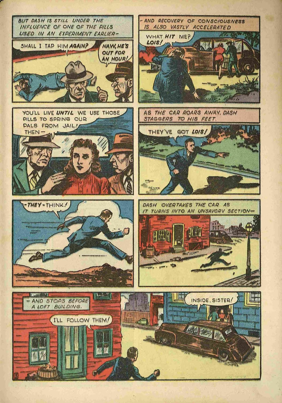 Stars and Stripes Comics issue 2 - Page 39