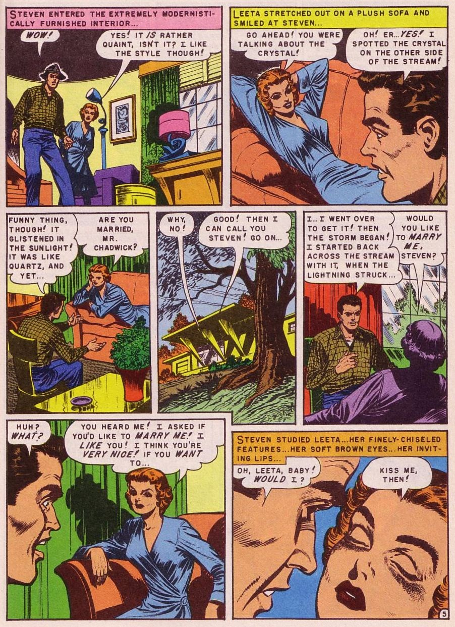 Weird Fantasy (1951) issue 10 - Page 15