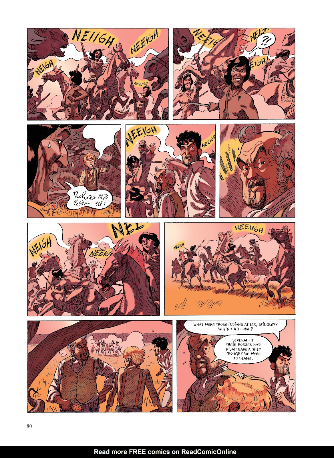 Read online The Smell of Starving Boys comic -  Issue # TPB - 81
