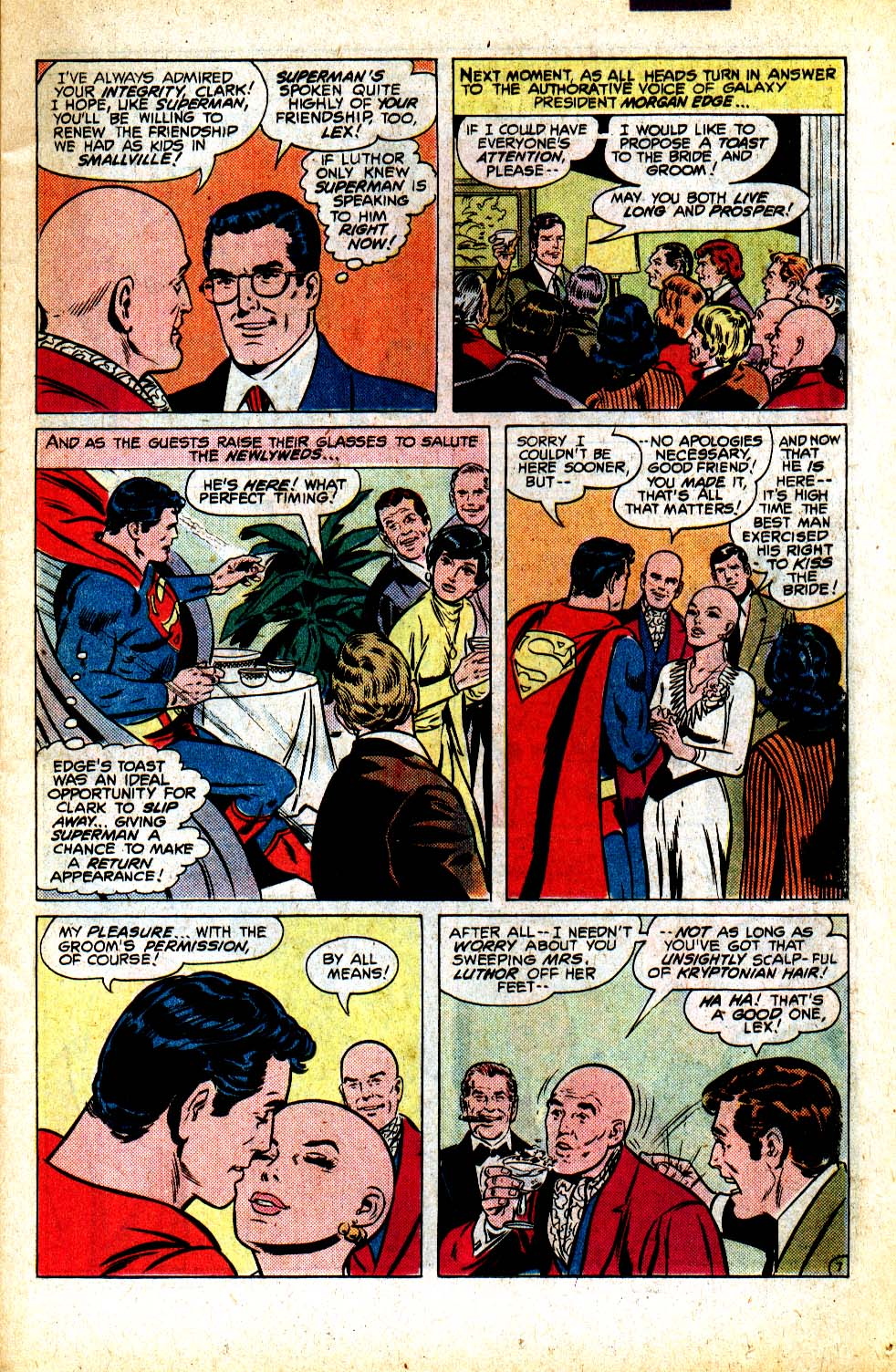 Read online Action Comics (1938) comic -  Issue #512 - 11