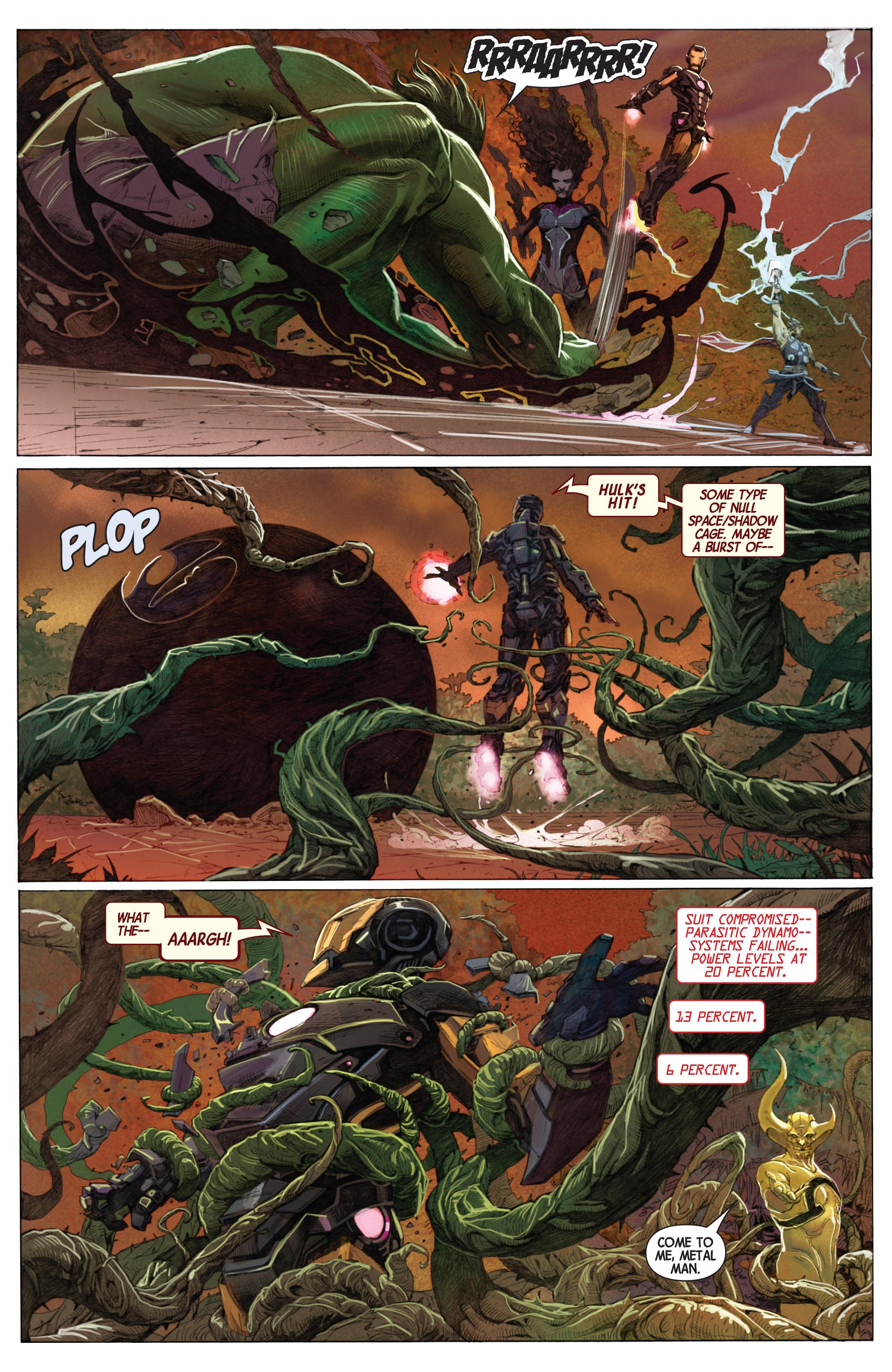 Read online Avengers (2013) comic -  Issue #Avengers (2013) _TPB 1 - 17