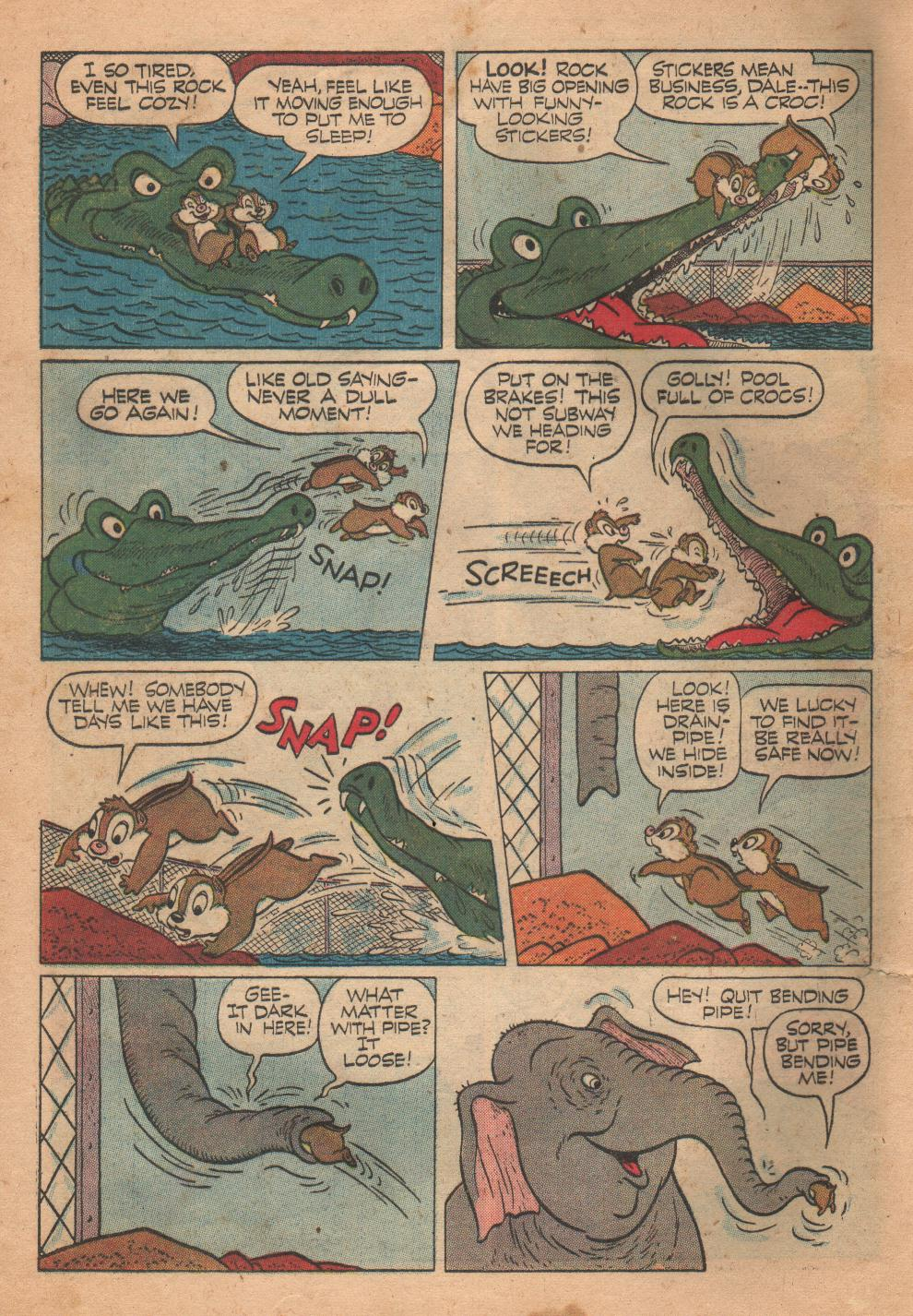 Four Color Comics issue 636 - Page 8