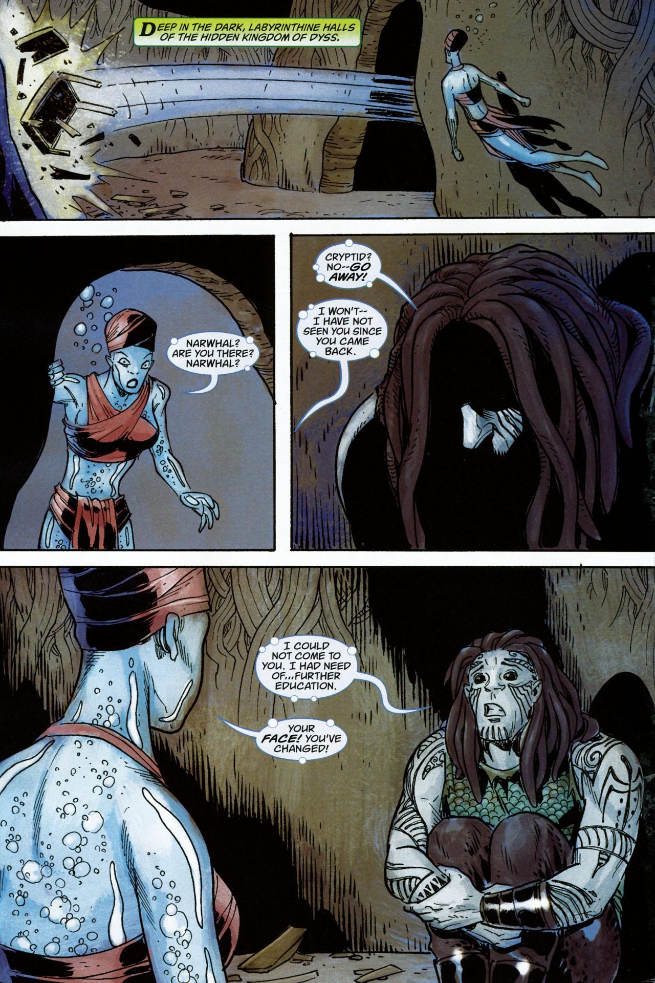 Read online Aquaman: Sword of Atlantis comic -  Issue #53 - 10