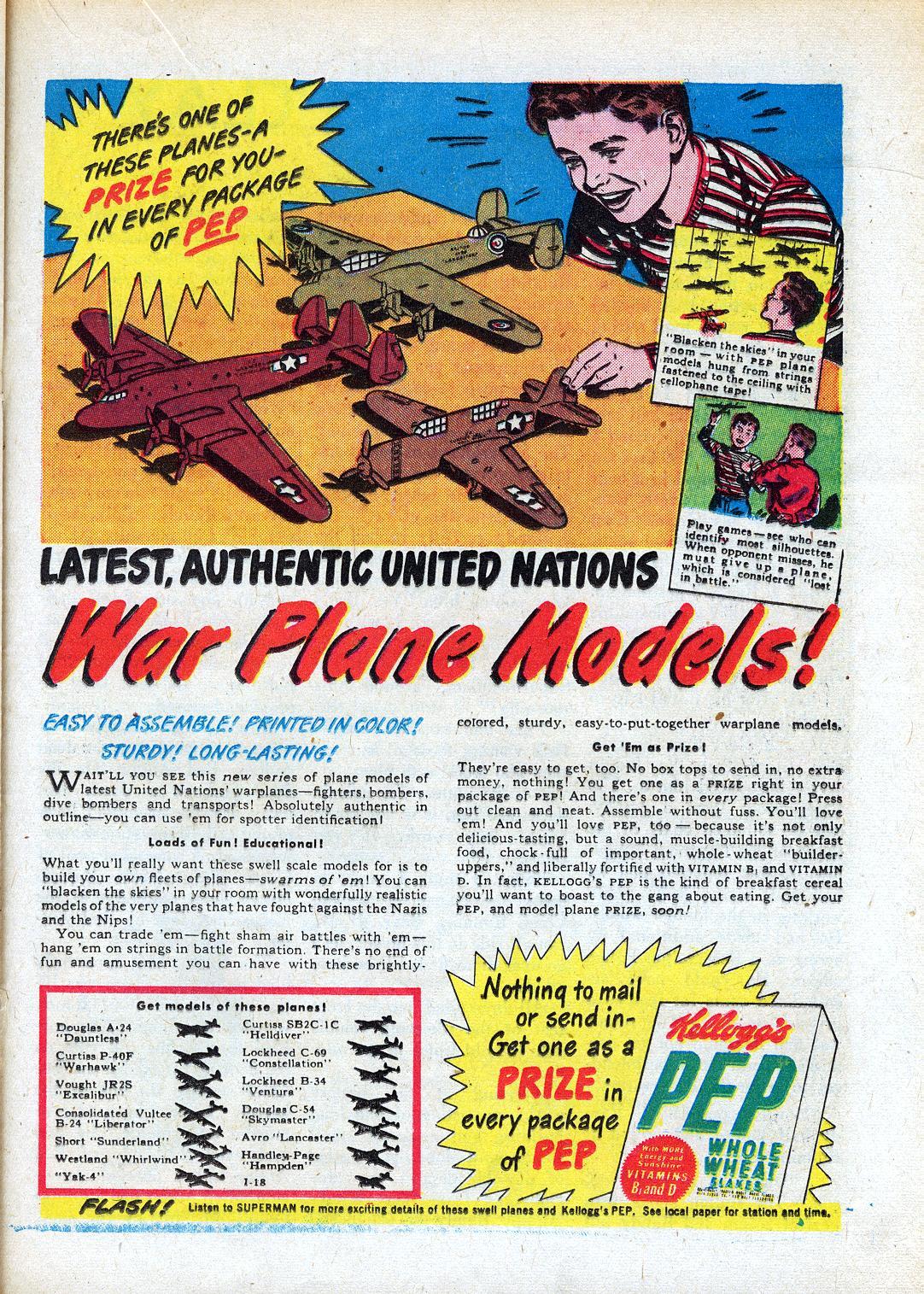 Read online Sensation (Mystery) Comics comic -  Issue #41 - 31