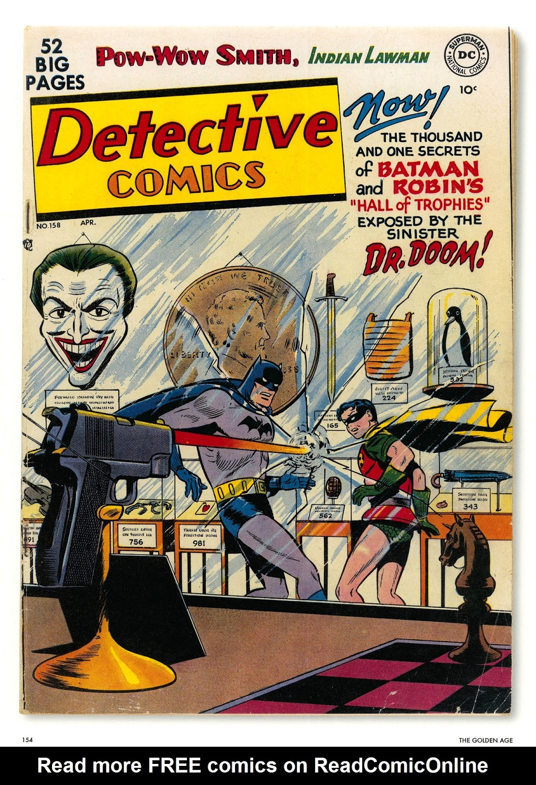 Read online 75 Years Of DC Comics comic -  Issue # TPB (Part 2) - 64