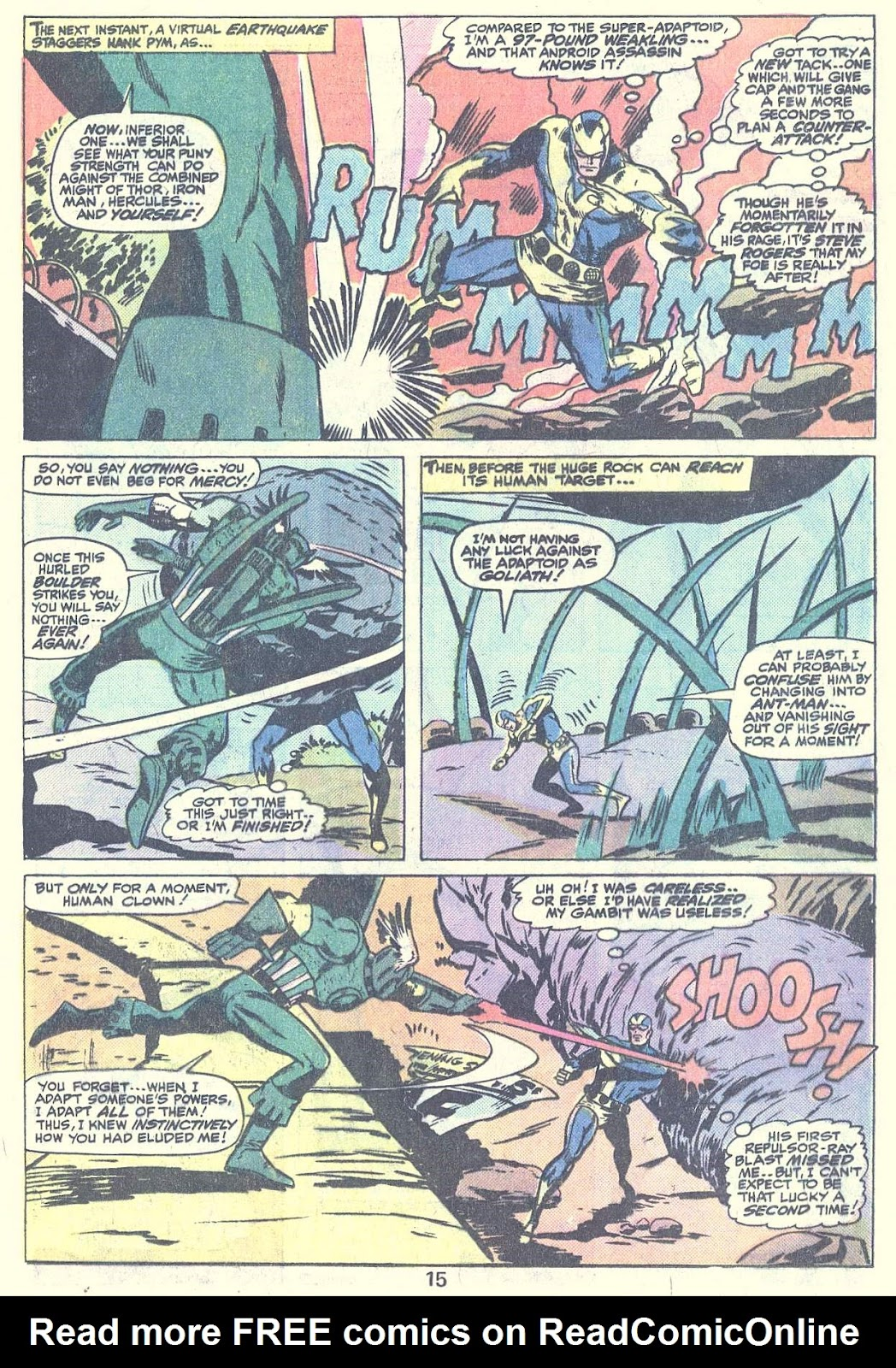 Marvel Triple Action (1972) issue 37 - Page 17