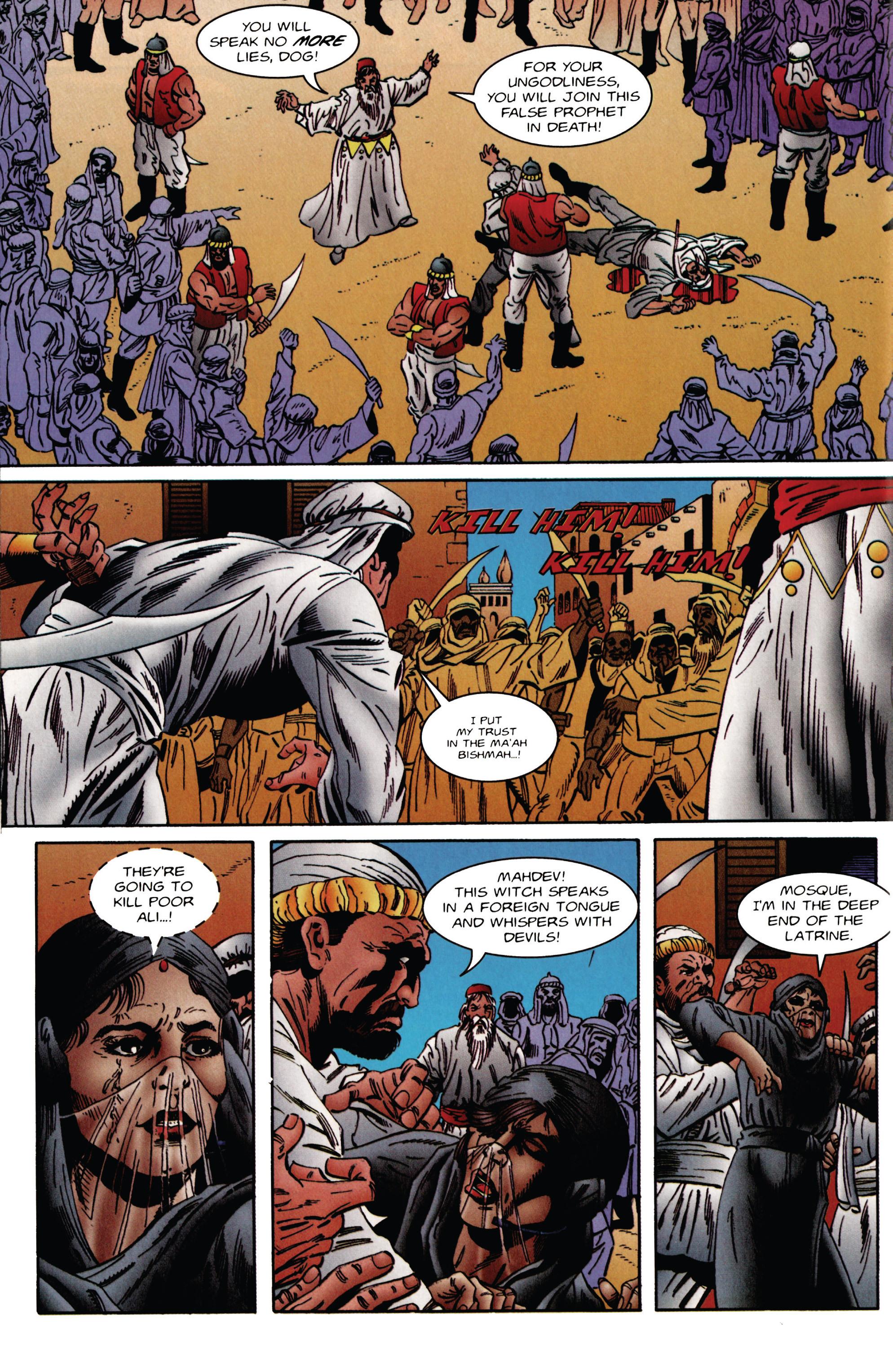 Read online Eternal Warrior (1992) comic -  Issue #48 - 5
