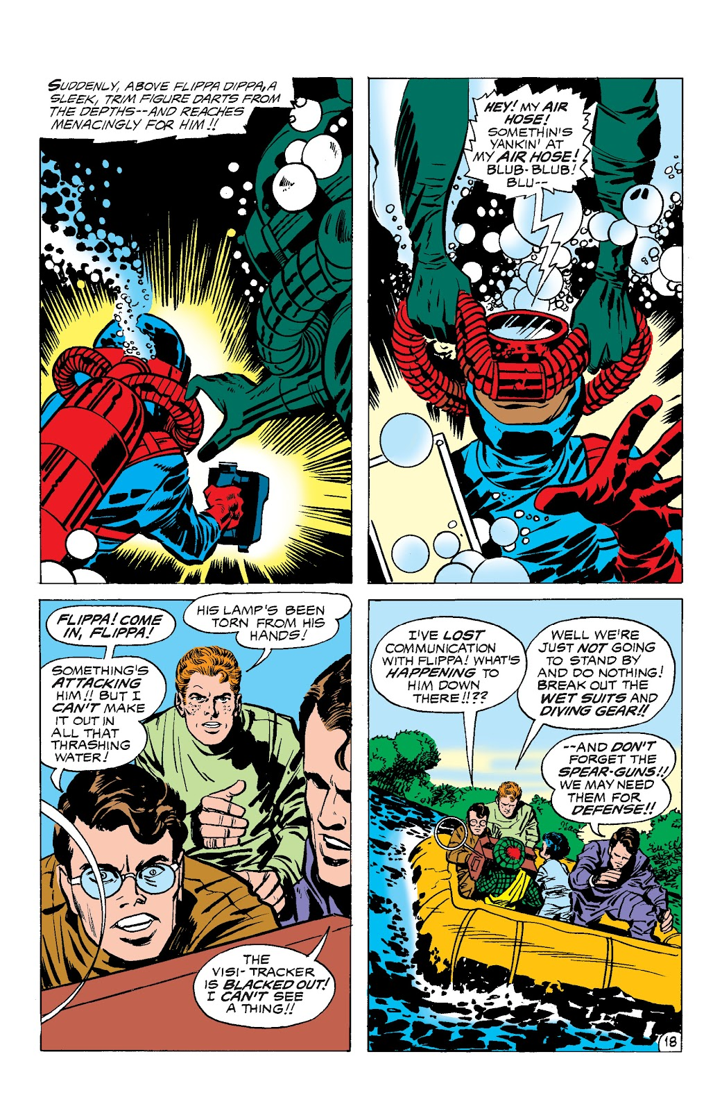 Read online Superman's Pal, Jimmy Olsen by Jack Kirby comic -  Issue # TPB (Part 3) - 57