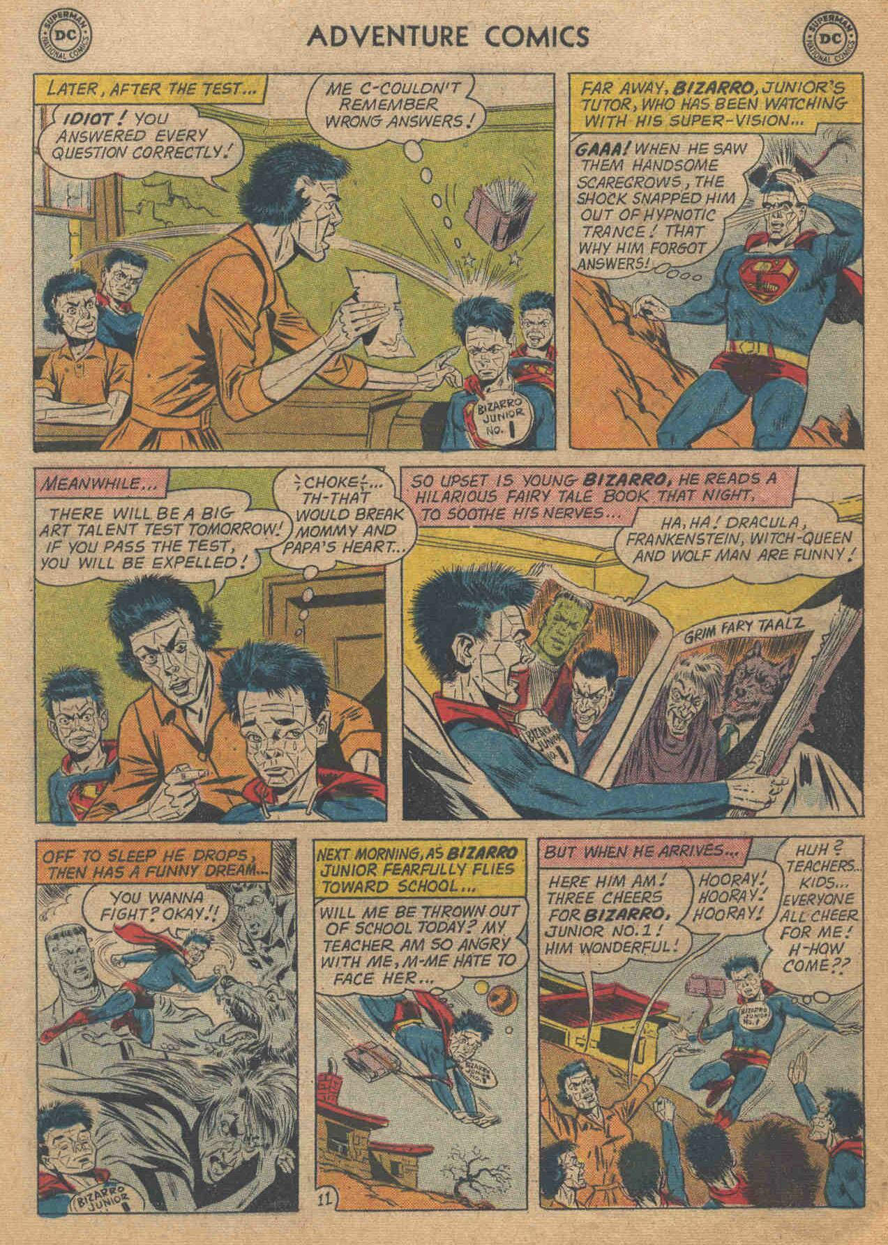 Read online Adventure Comics (1938) comic -  Issue #285 - 30
