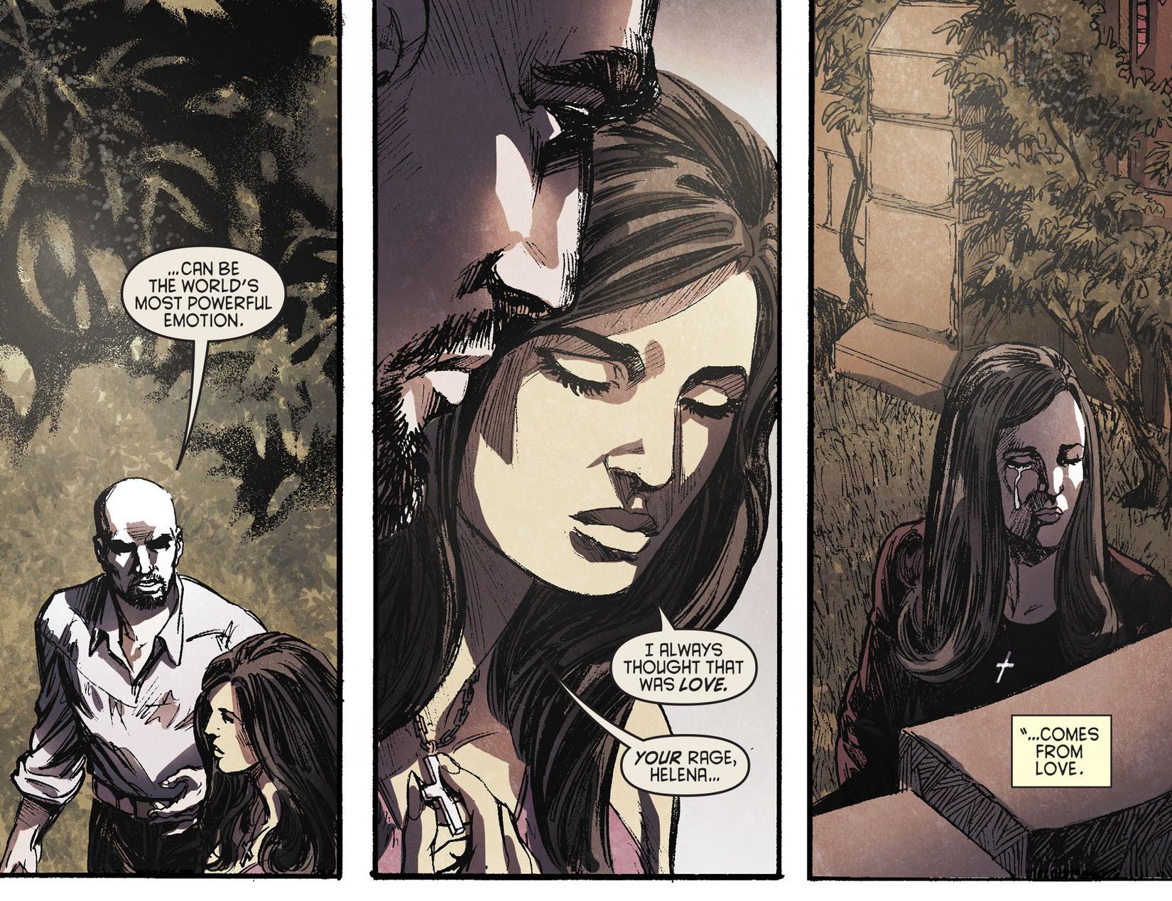 Read online Arrow [II] comic -  Issue #11 - 19