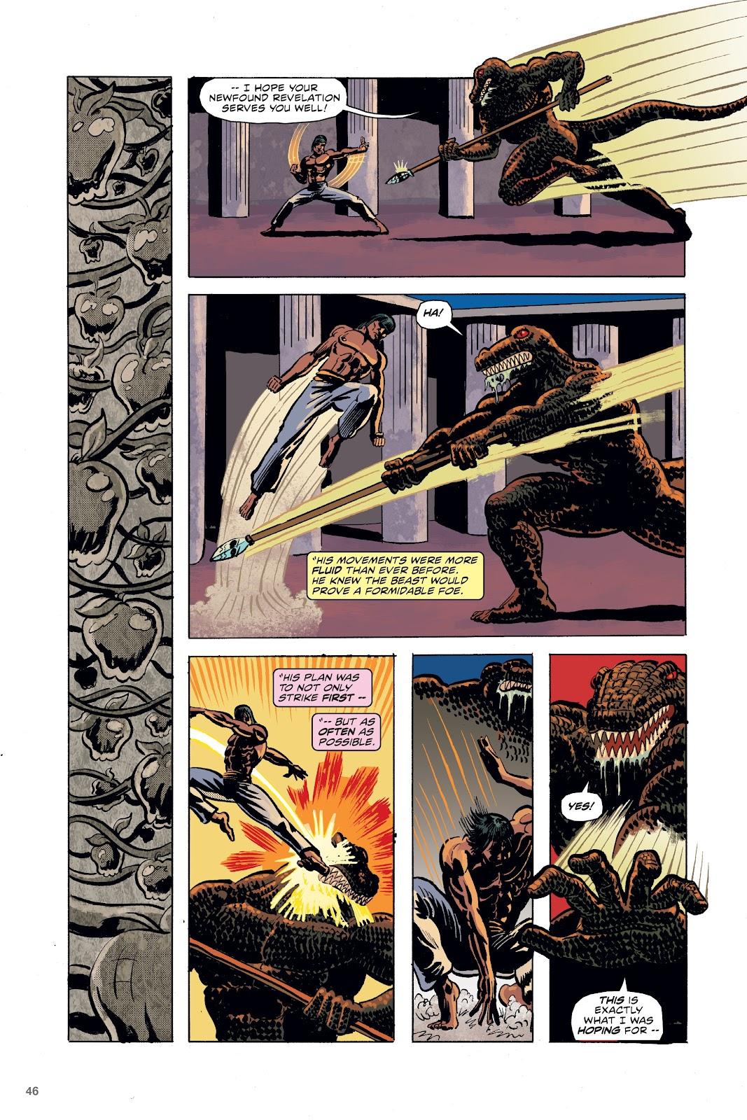 Read online Jesusfreak comic -  Issue # Full - 42