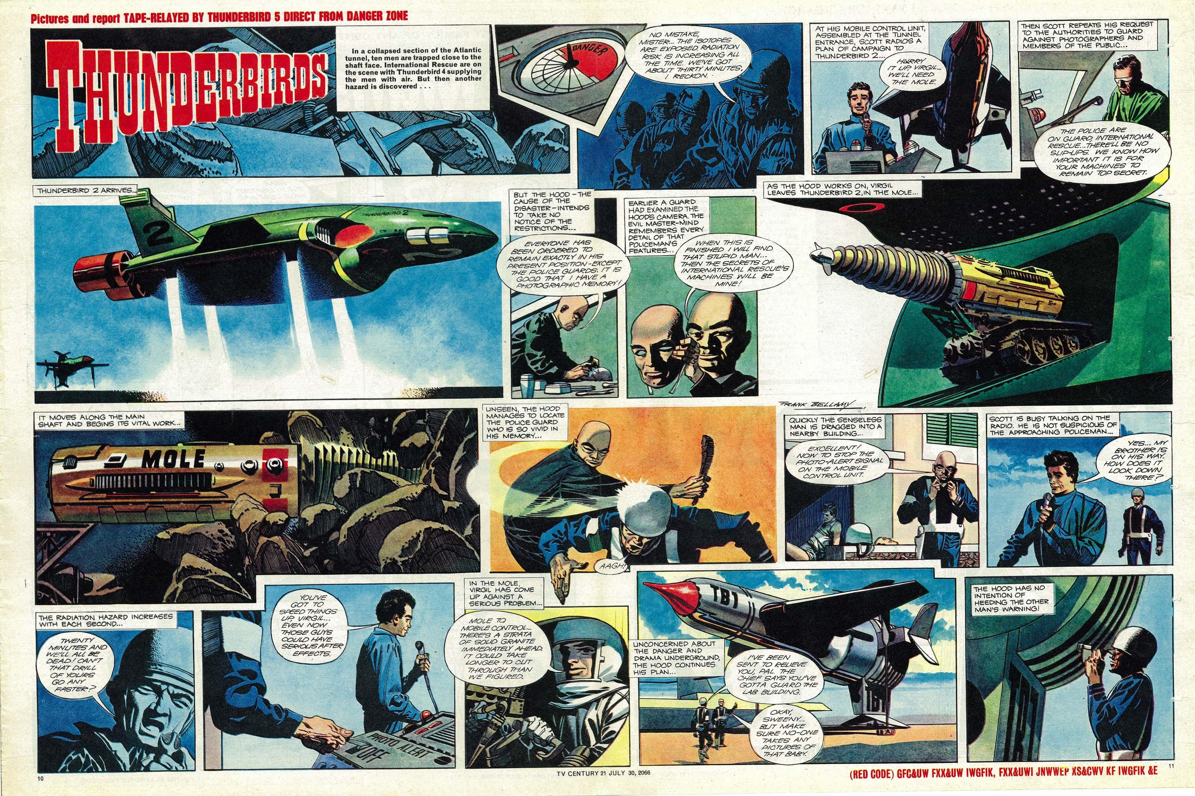 Read online TV Century 21 (TV 21) comic -  Issue #80 - 10