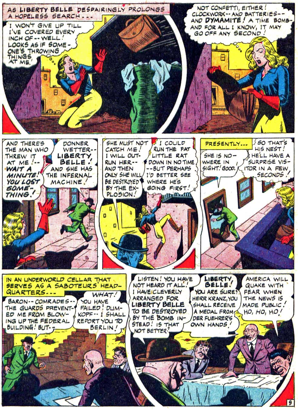 Star Spangled Comics (1941) issue 27 - Page 48