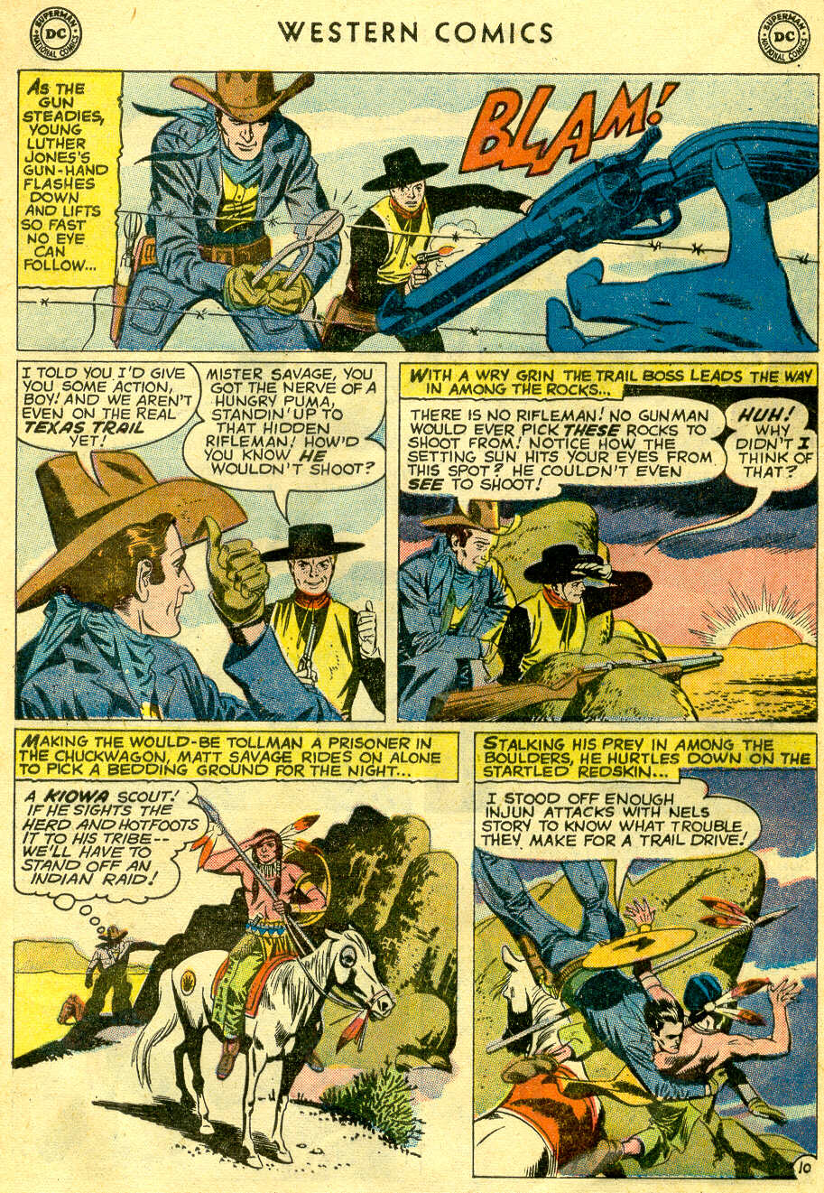 Western Comics issue 77 - Page 12