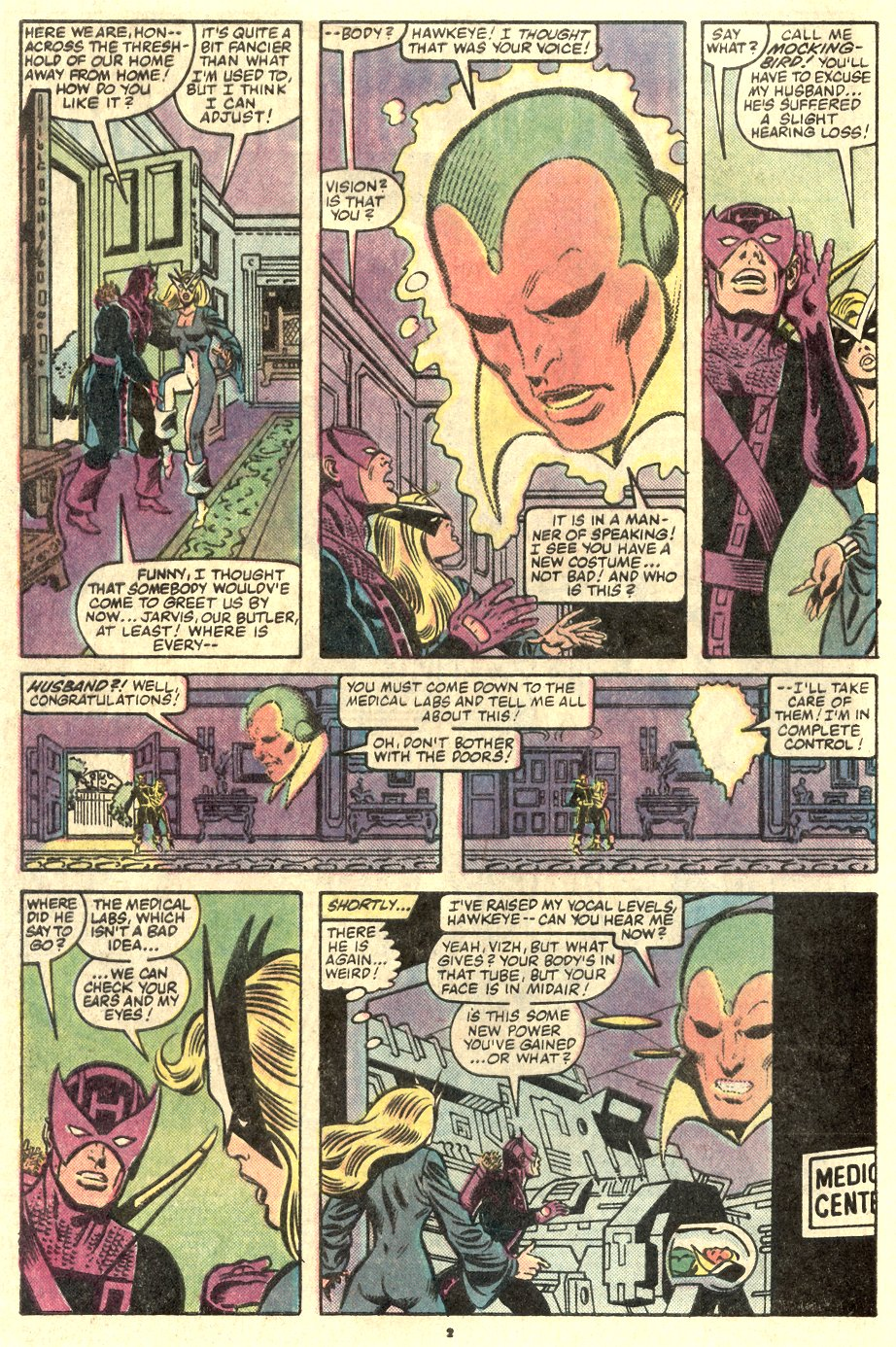 The Avengers (1963) 239 Page 2
