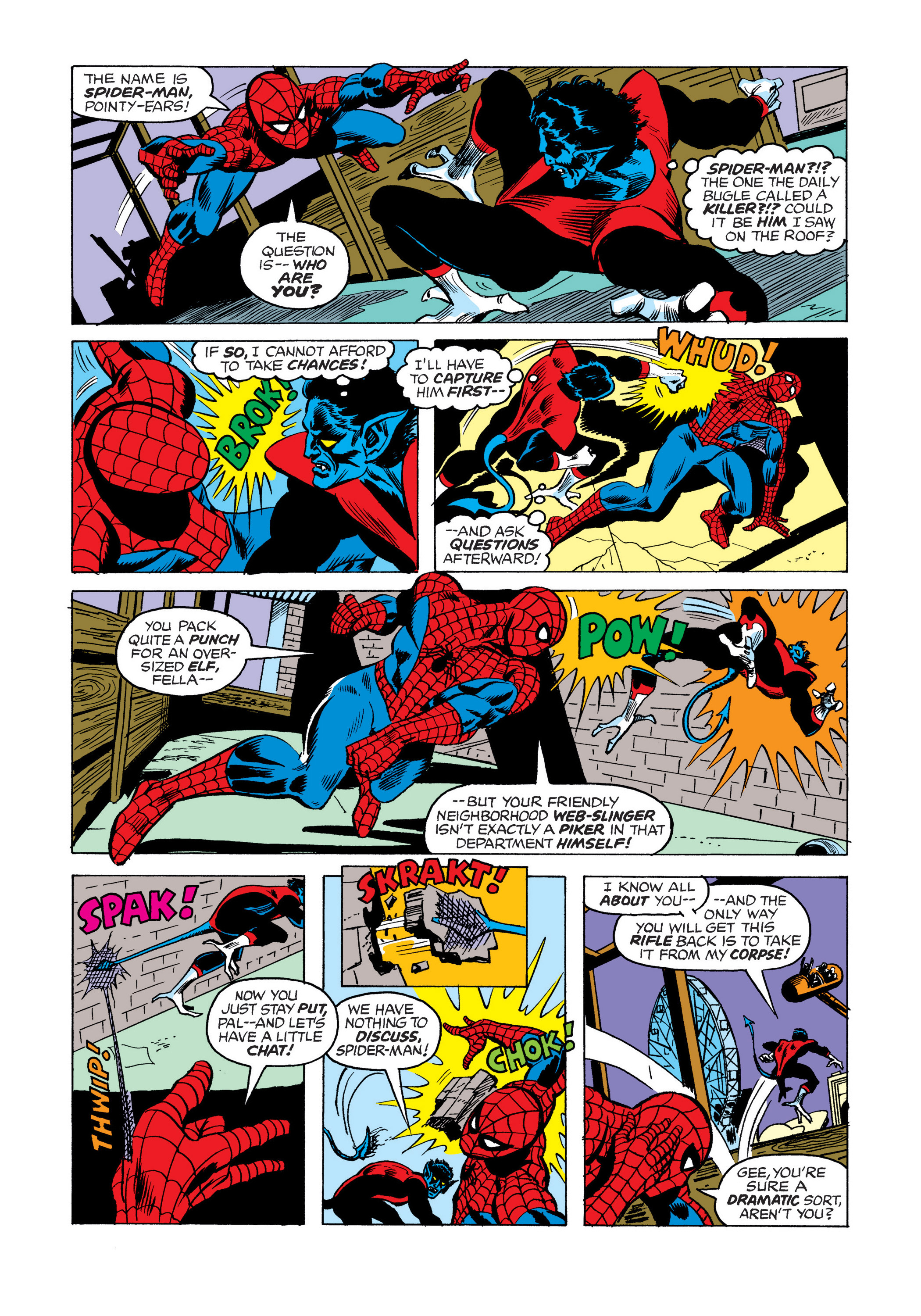 The Amazing Spider-Man (1963) 161 Page 8