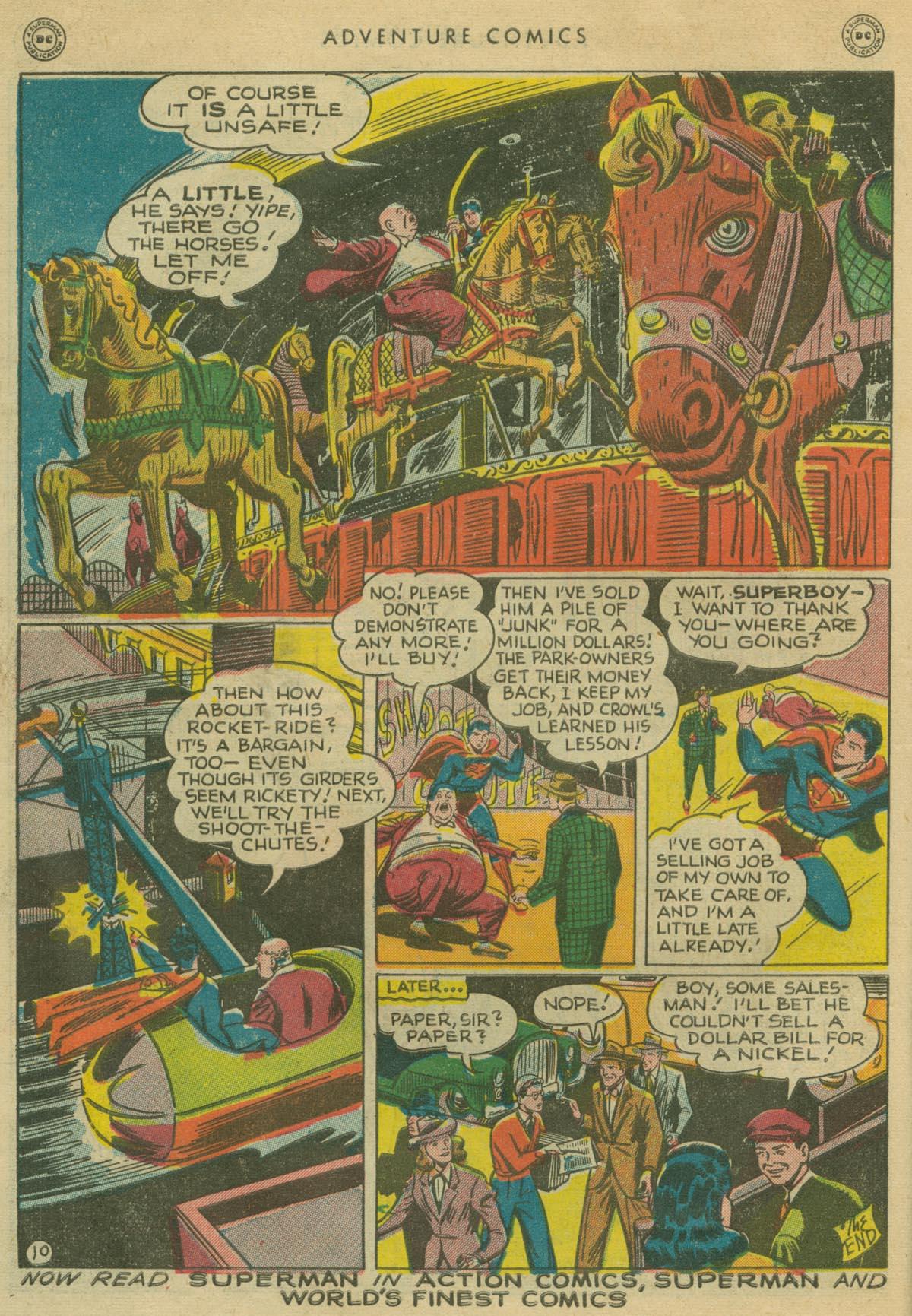 Read online Adventure Comics (1938) comic -  Issue #130 - 11