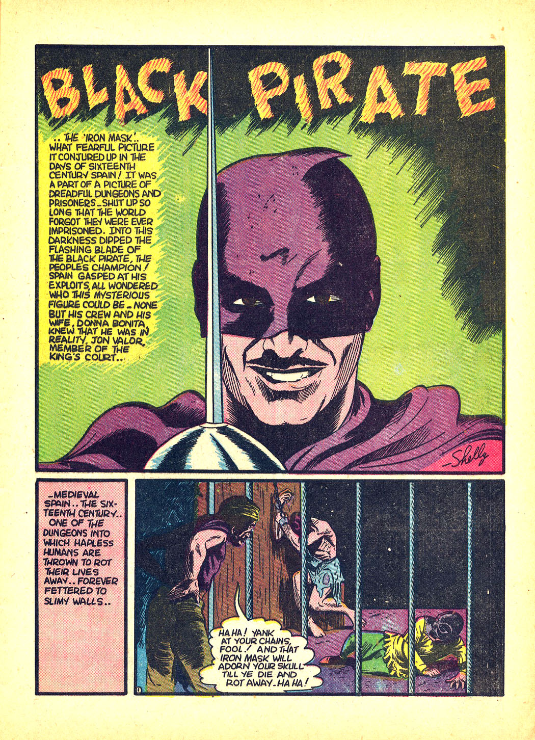 Read online Sensation (Mystery) Comics comic -  Issue #4 - 17