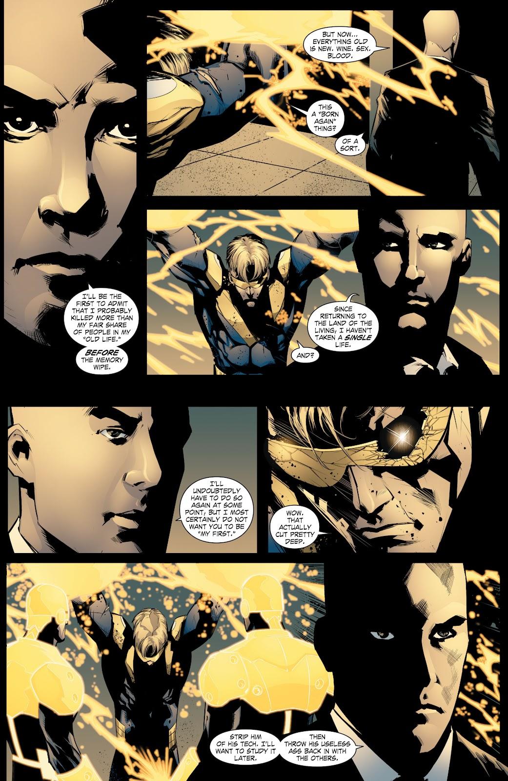 Read online Smallville Season 11 [II] comic -  Issue # TPB 8 - 125