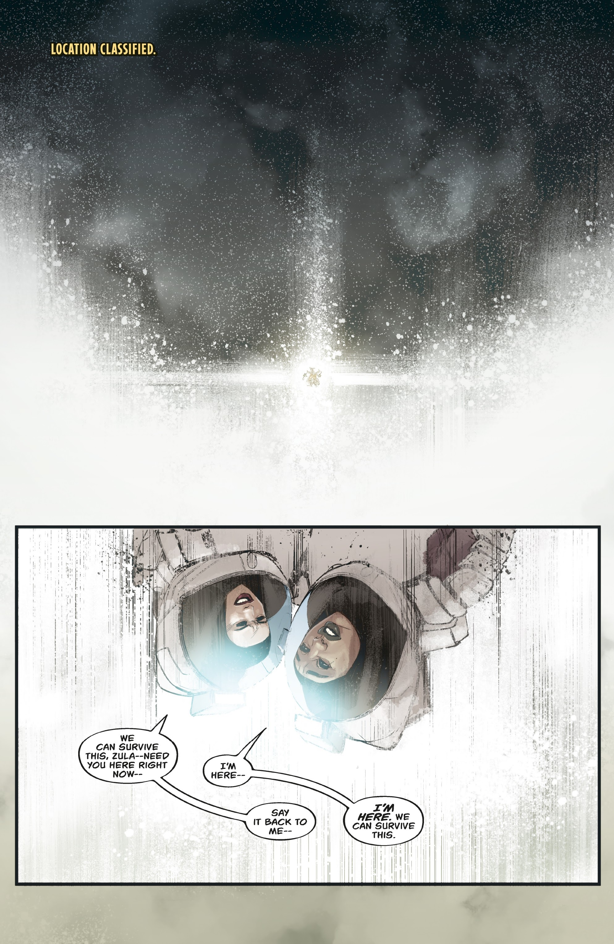 Aliens: Resistance issue 3 - Page 3