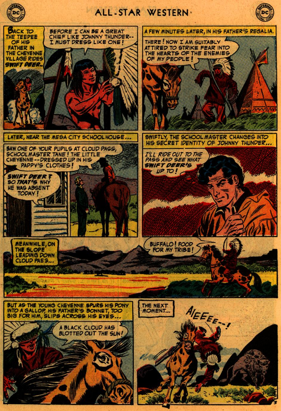 Read online All-Star Western (1951) comic -  Issue #73 - 30