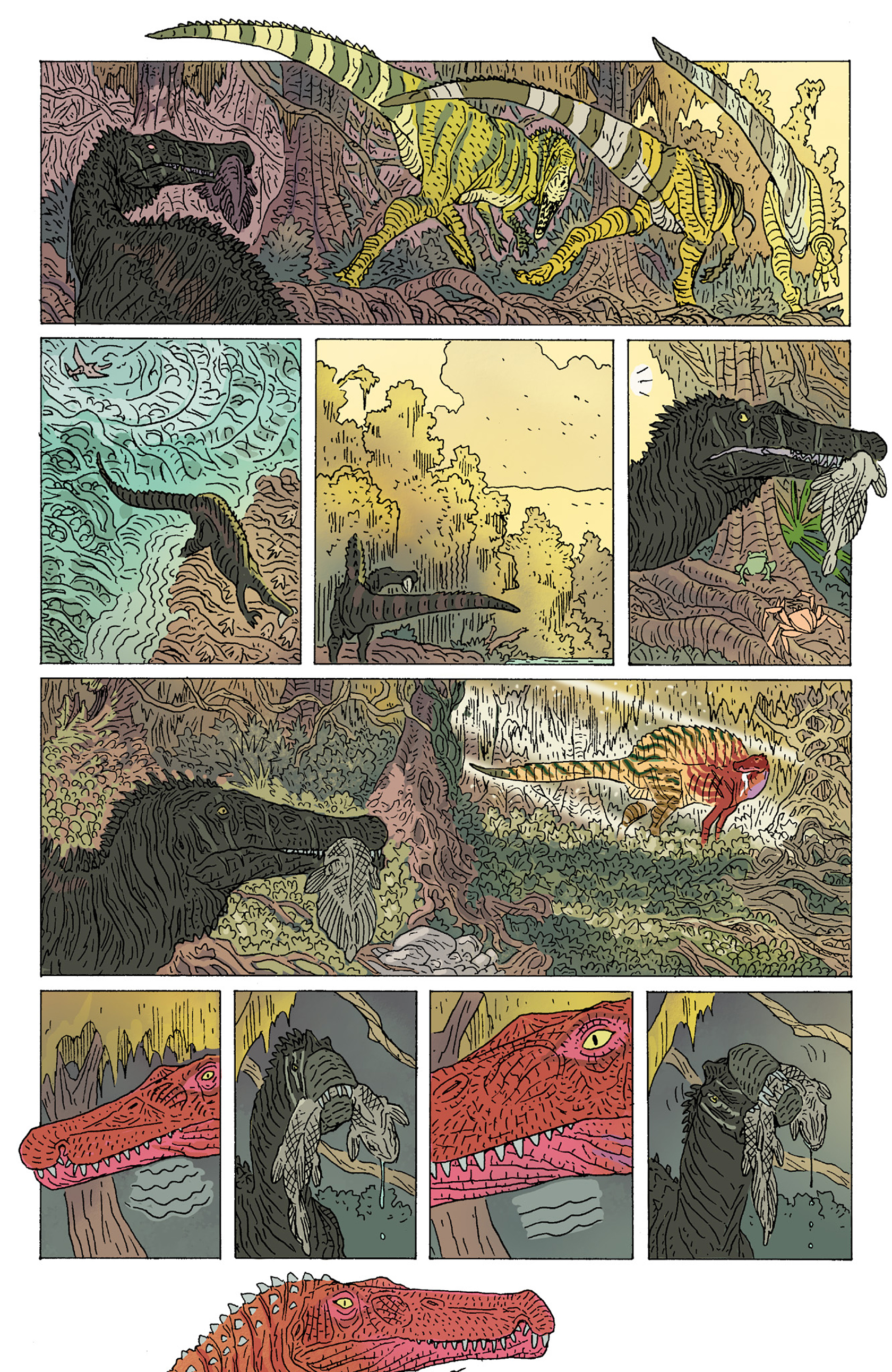 Read online Age of Reptiles: Ancient Egyptians comic -  Issue #2 - 11