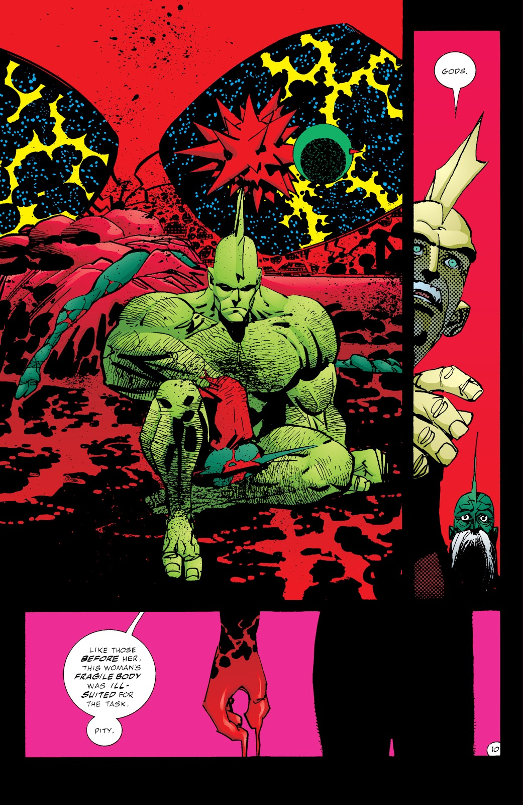 The Savage Dragon (1993) Issue #0 #1 - English 11