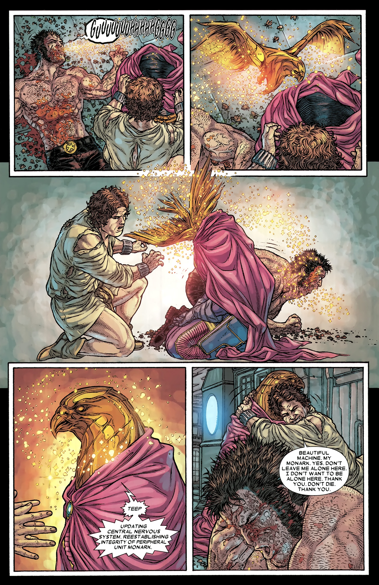 Read online Wolverine: The Best There Is comic -  Issue #10 - 6