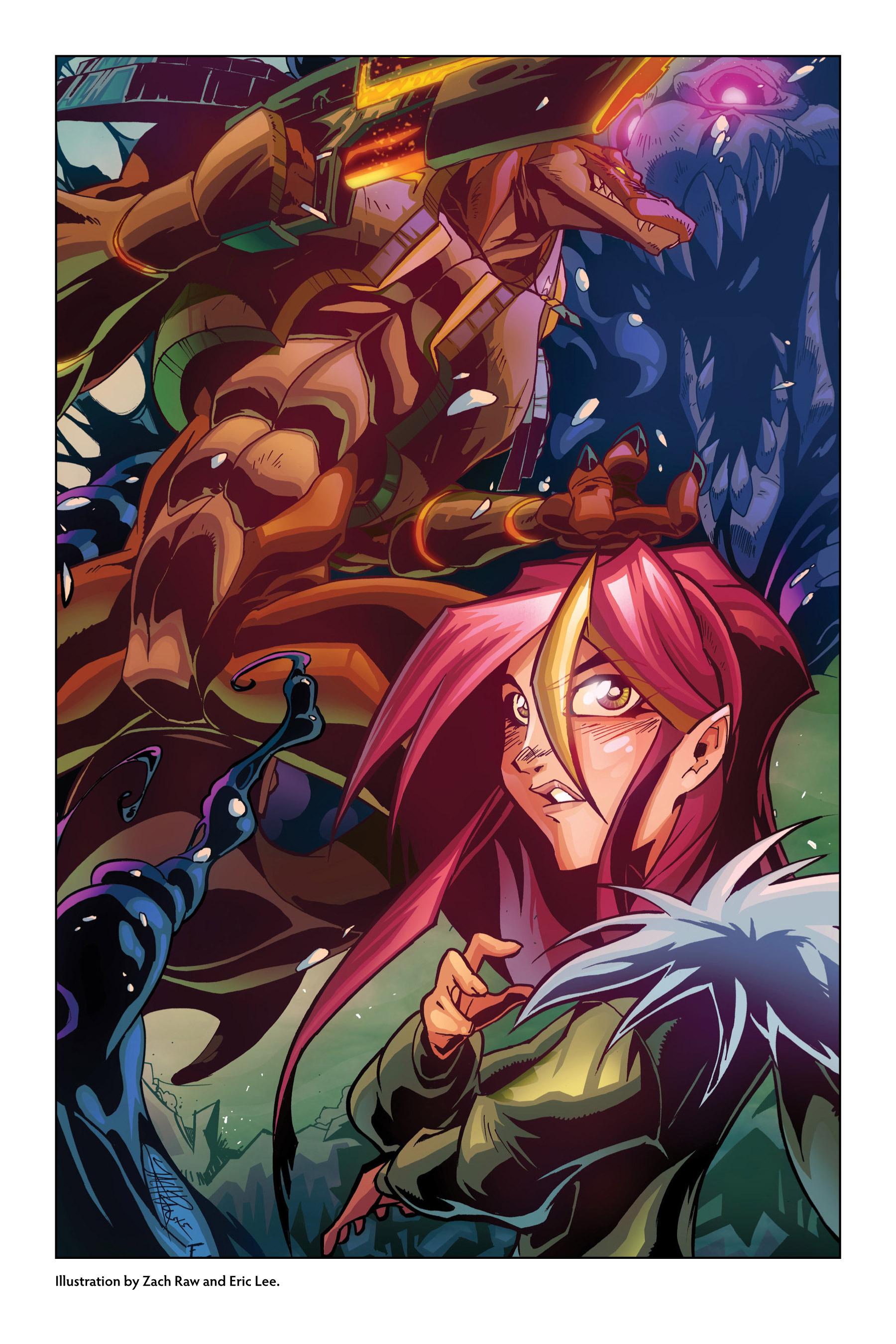 Read online Rexodus comic -  Issue # Full - 119
