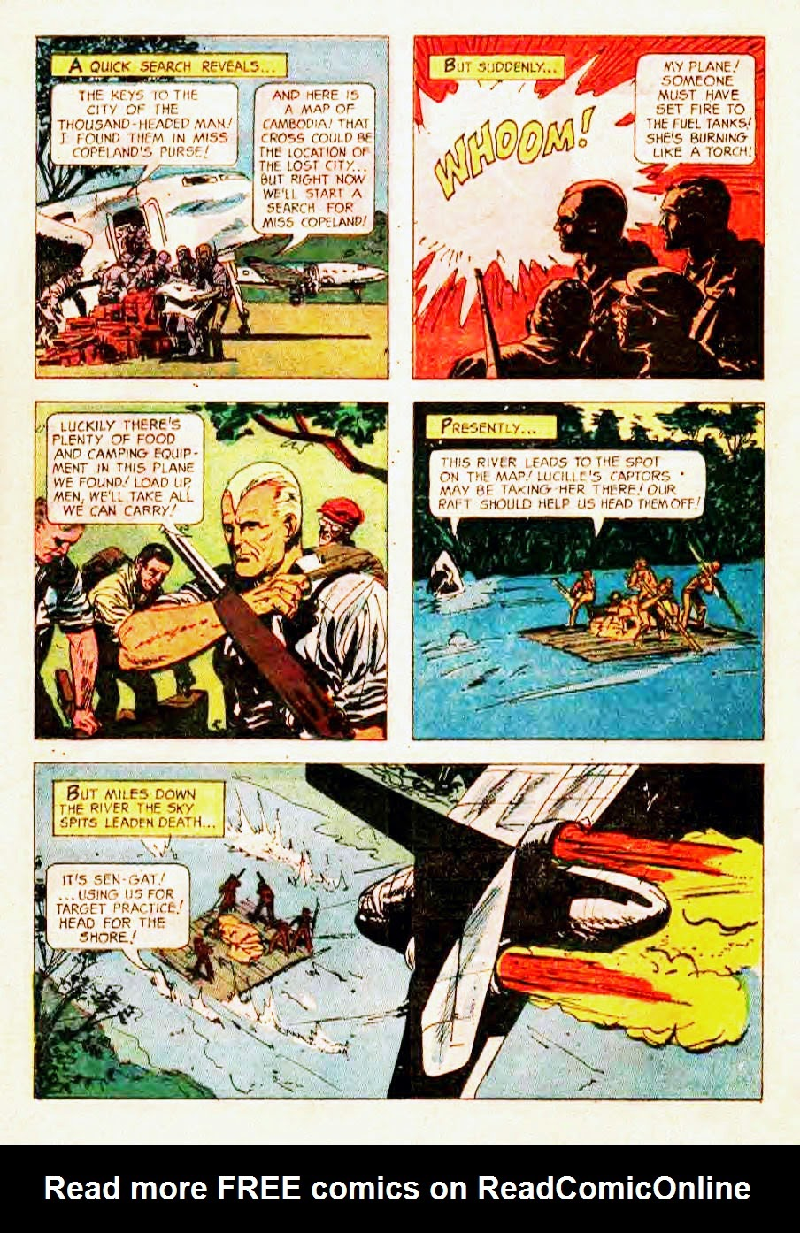 Read online Doc Savage (1966) comic -  Issue # Full - 24