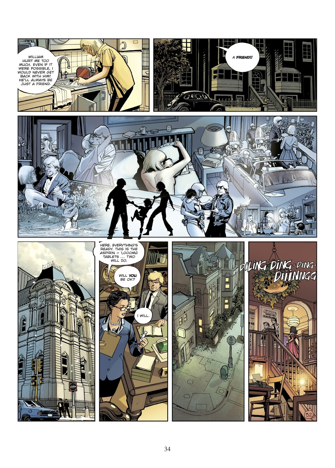 XIII Mystery issue 8 - Page 36