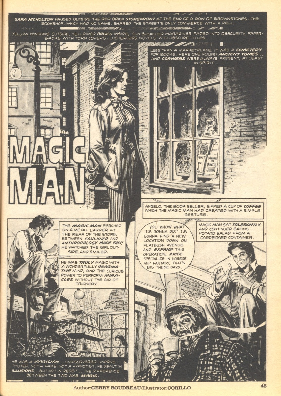Creepy (1964) Issue #122 #122 - English 43