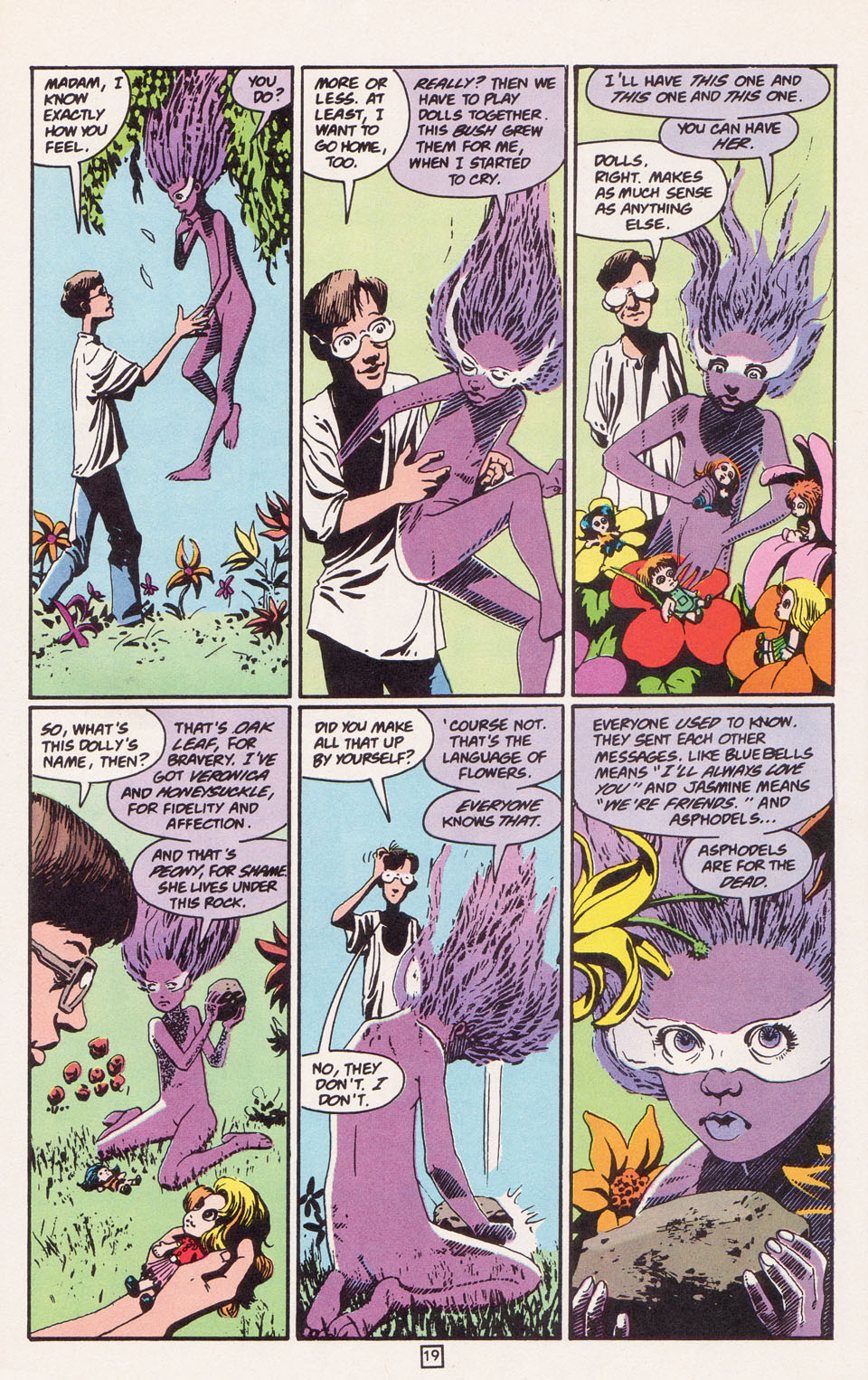 Read online The Children's Crusade comic -  Issue #2 - 19